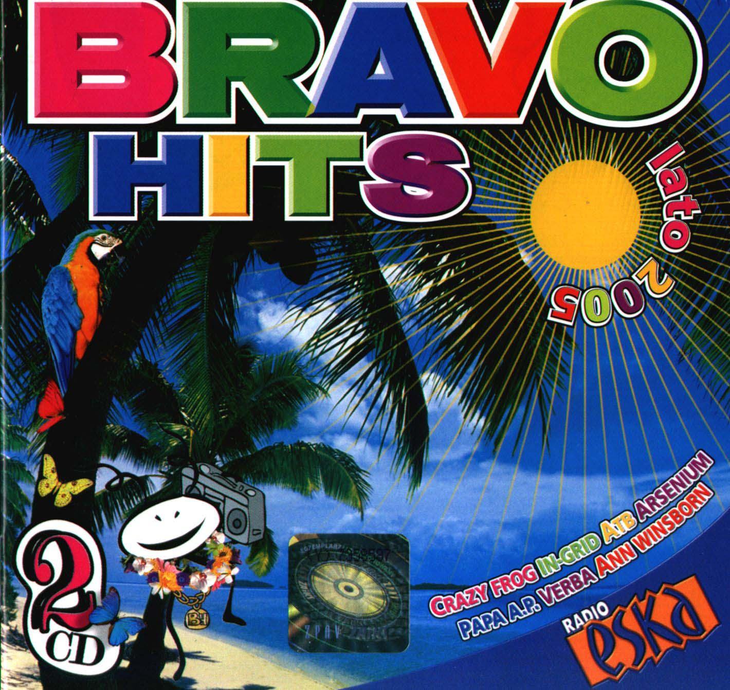 Bravo Hits Lato 2005 Poland Front Cd Covers Cover Century