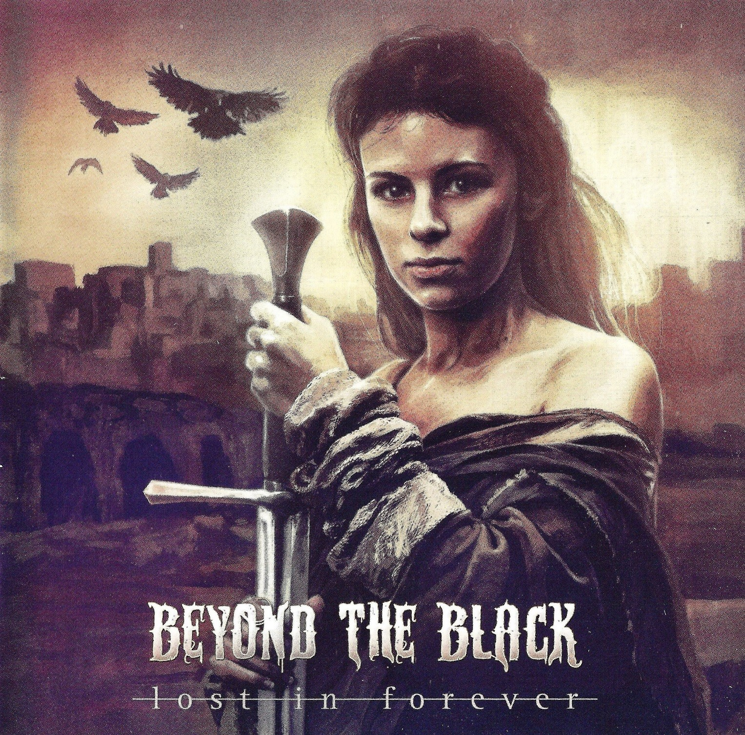 Beyond the Black - Lost in Forever (2017 German Tour Edition)