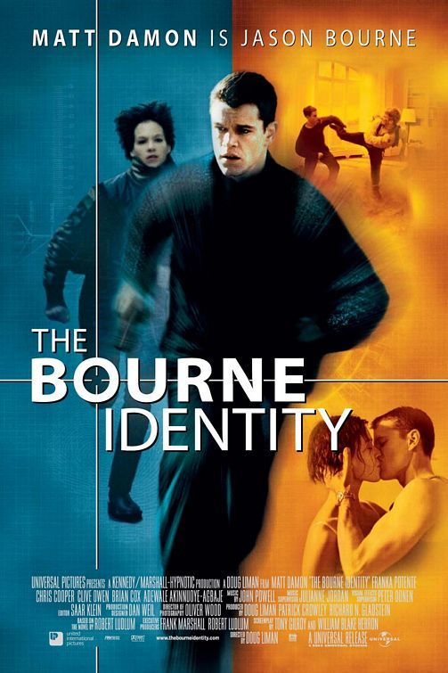 Watch The Bourne Identity (2002) Online - los