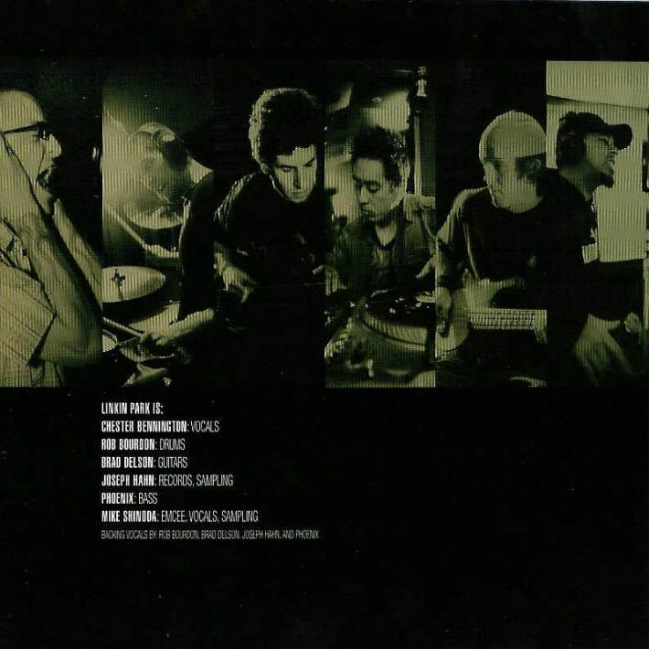 linkin park meteora ab3 | CD Covers | Cover Century | Over 500 000