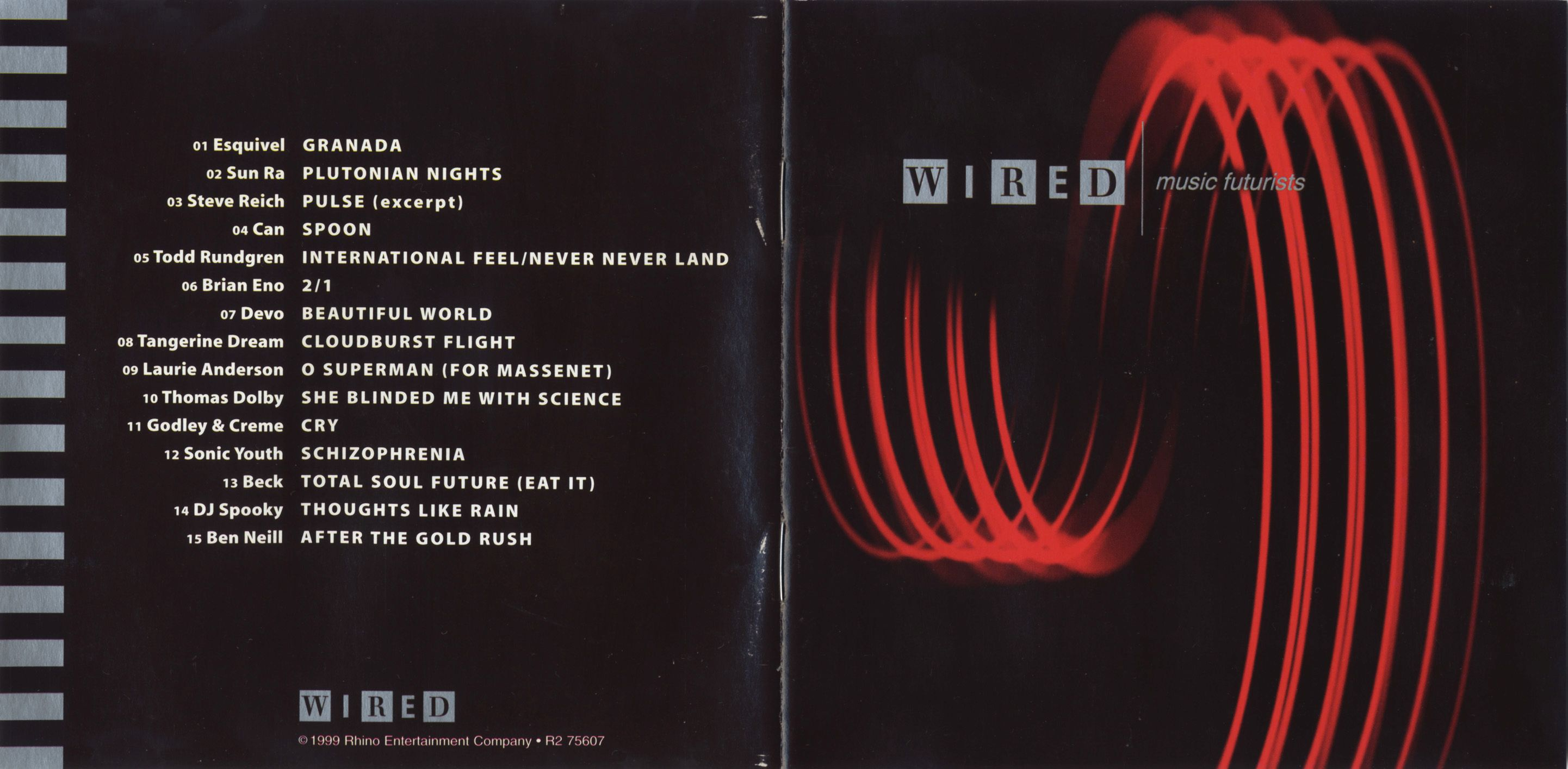 wired magazine prese beck | CD Covers | Cover Century | Over 500.000 ...