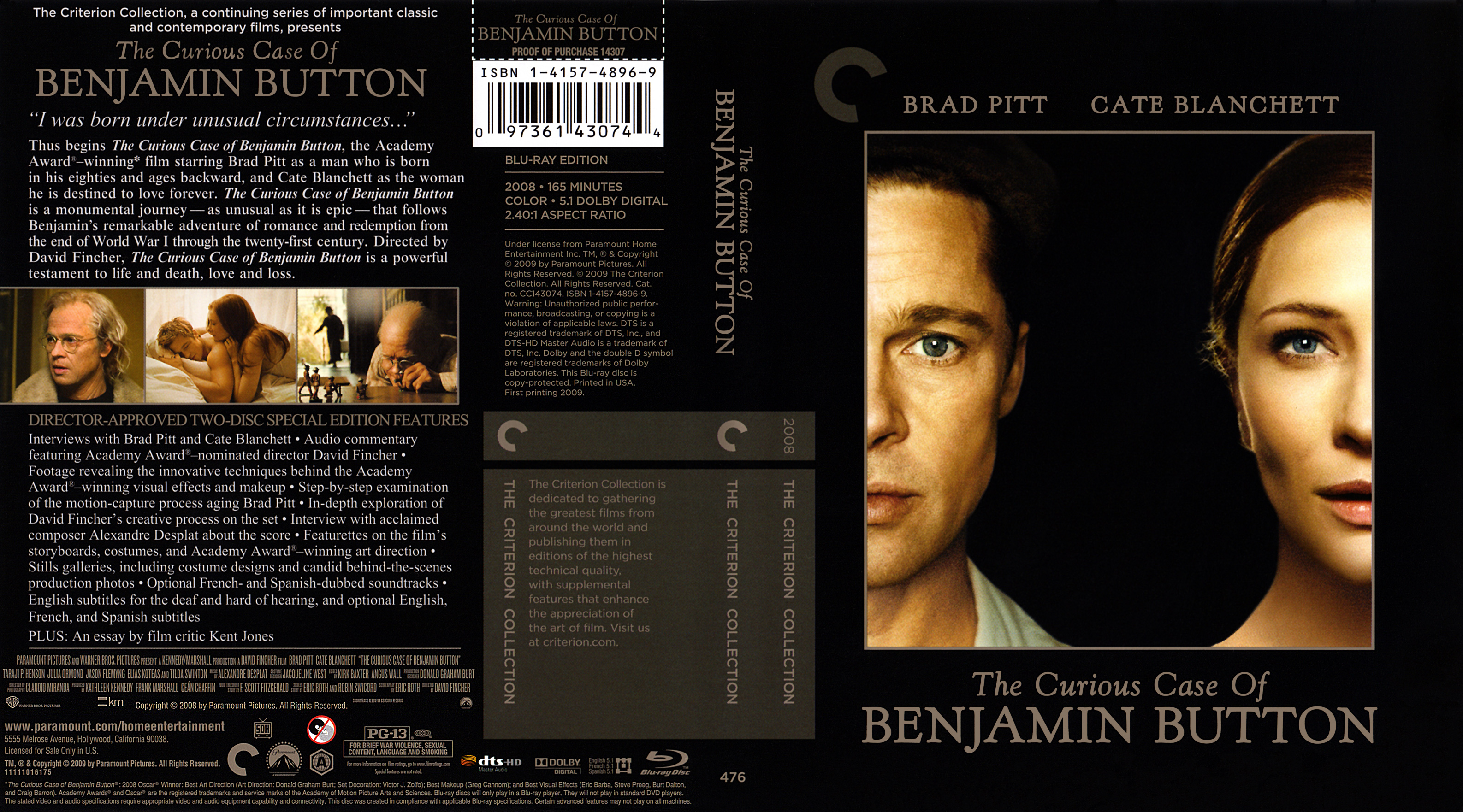an analysis of the curious case of benjamin button essay The curious case of benjamin button good sob to watch this film the film consists of a man called benjamin who says to one girl  i was born under unusual curcumstances which indeed he was.