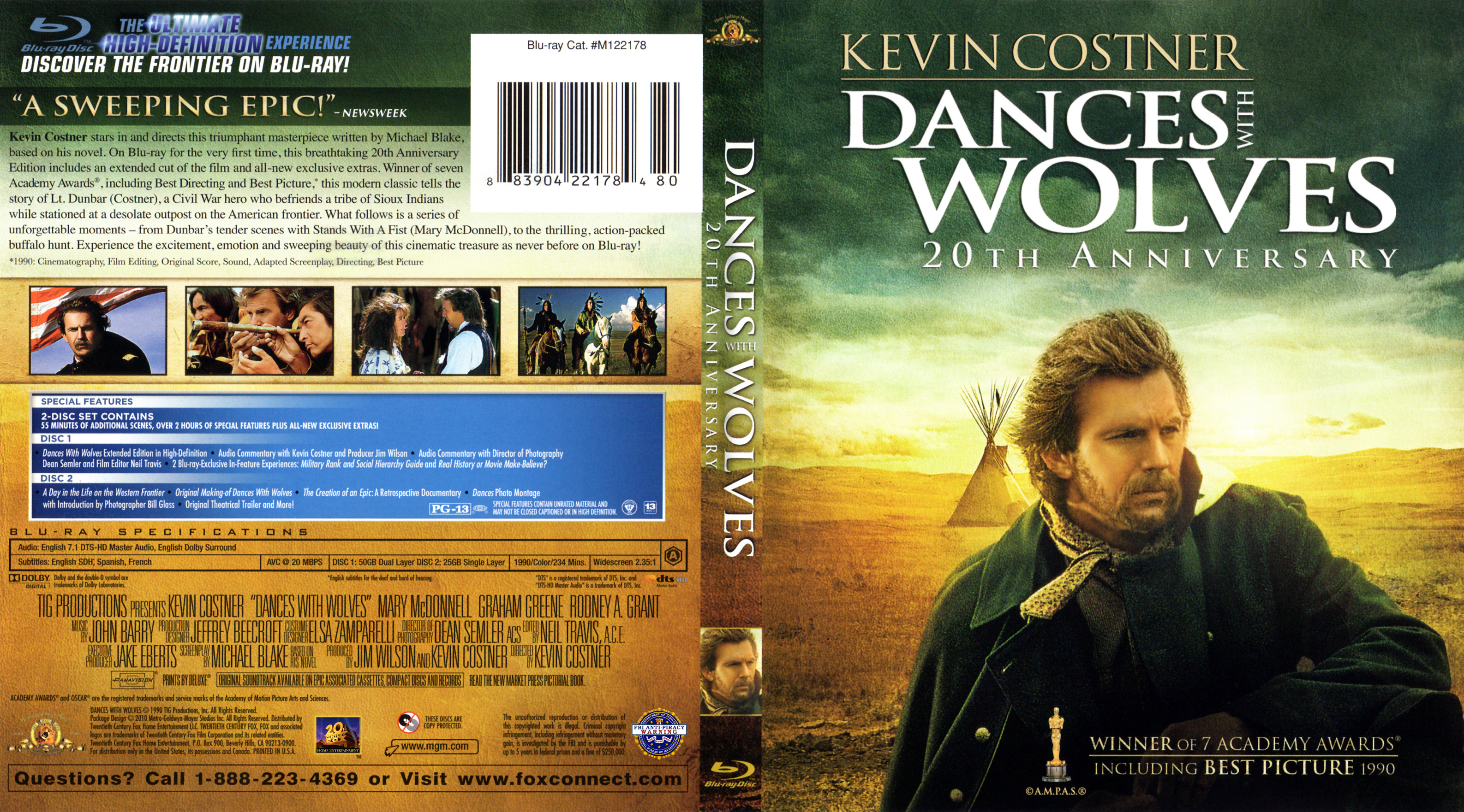 a comparison of dances with wolves film and novel by michael blake That sort of comparison need  so much of the rest of the film dances with wolves treats the  by michael blake, based on his novel.