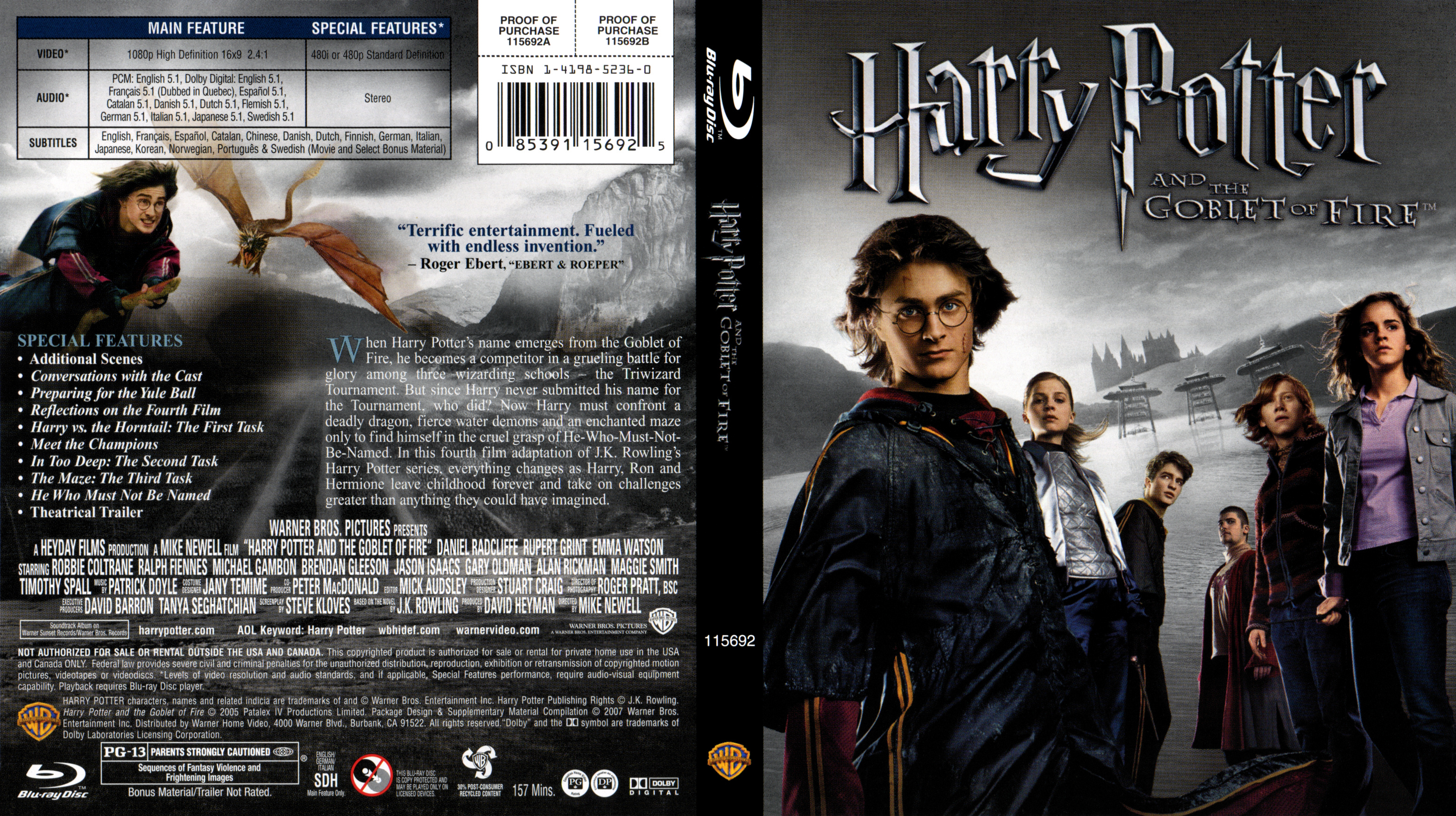 harry potter and the goblet of fire 1080p
