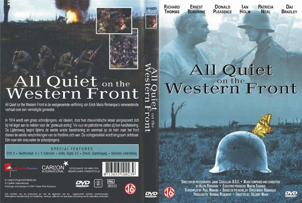 an analysis of the theme of disillusionment in the novel all quiet on the western front by erich mar But at a higher level, all quiet on the western front might best be labeled realism or dystopian literature – the battlegrounds are as close to those of 1984's mind-numbers as anything else this is the complete opposite of utopia.