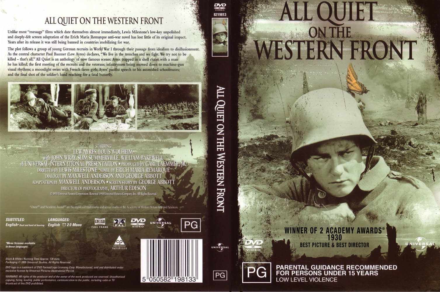 an analysis of human behavior in all quiet on the western front and lord of the flies The last remaining website for students offering 1000's of free term papers, essays, book reports & research papers.