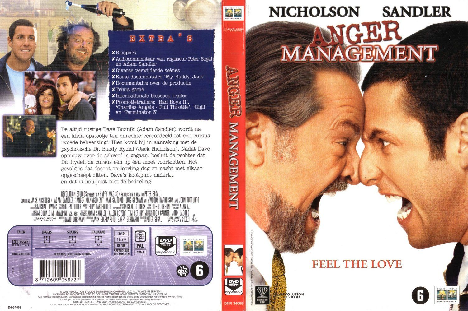 Anger Management Dvd Nl Dvd Covers Cover Century Over 500 000 Album Art Covers For Free