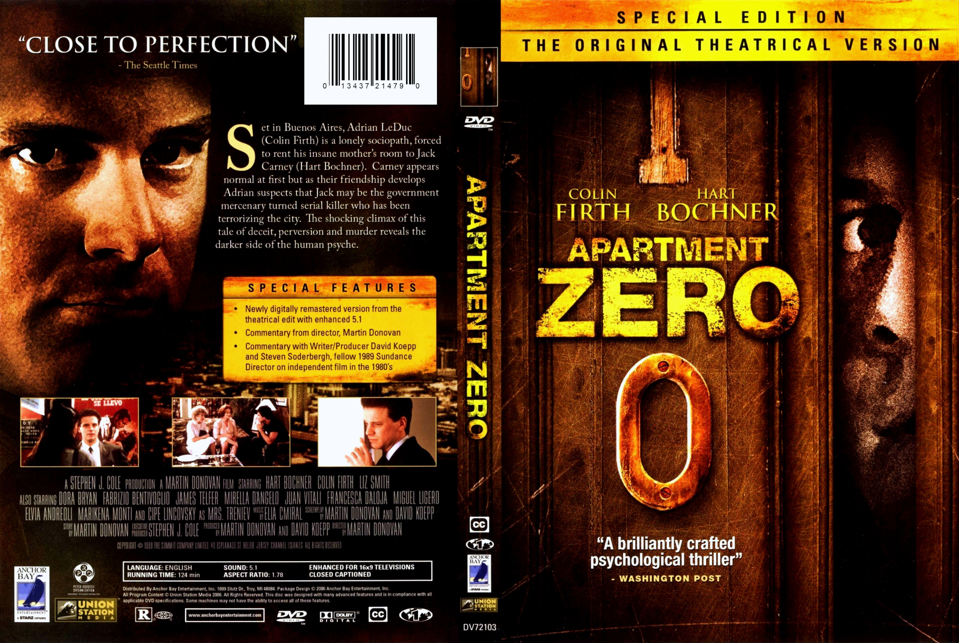 To Save Right Click On The Cover Below And Choose Save Picture As... Apartment  Zero