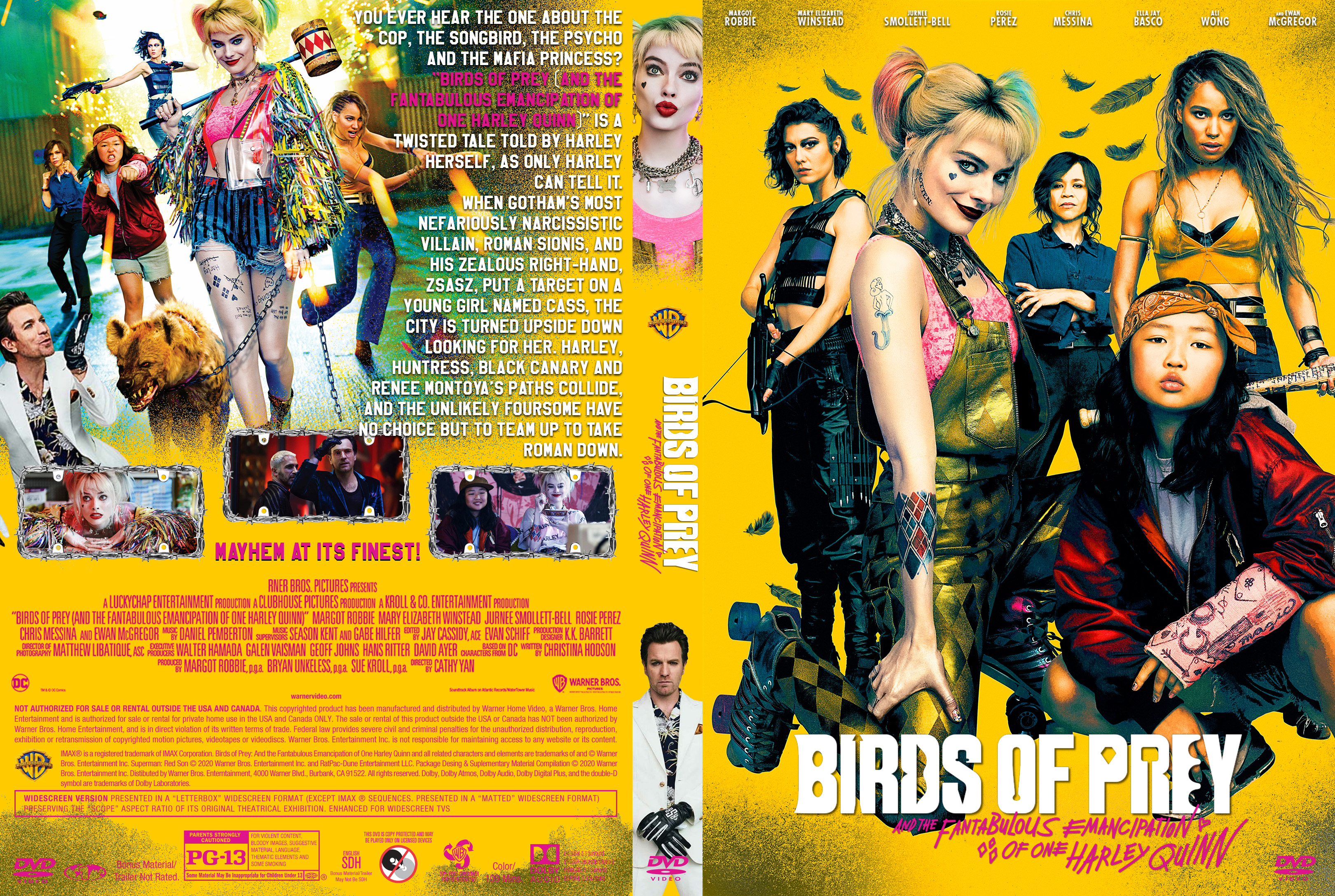 Birds Of Prey Front Dvd Covers Cover Century Over 500 000 Album Art Covers For Free