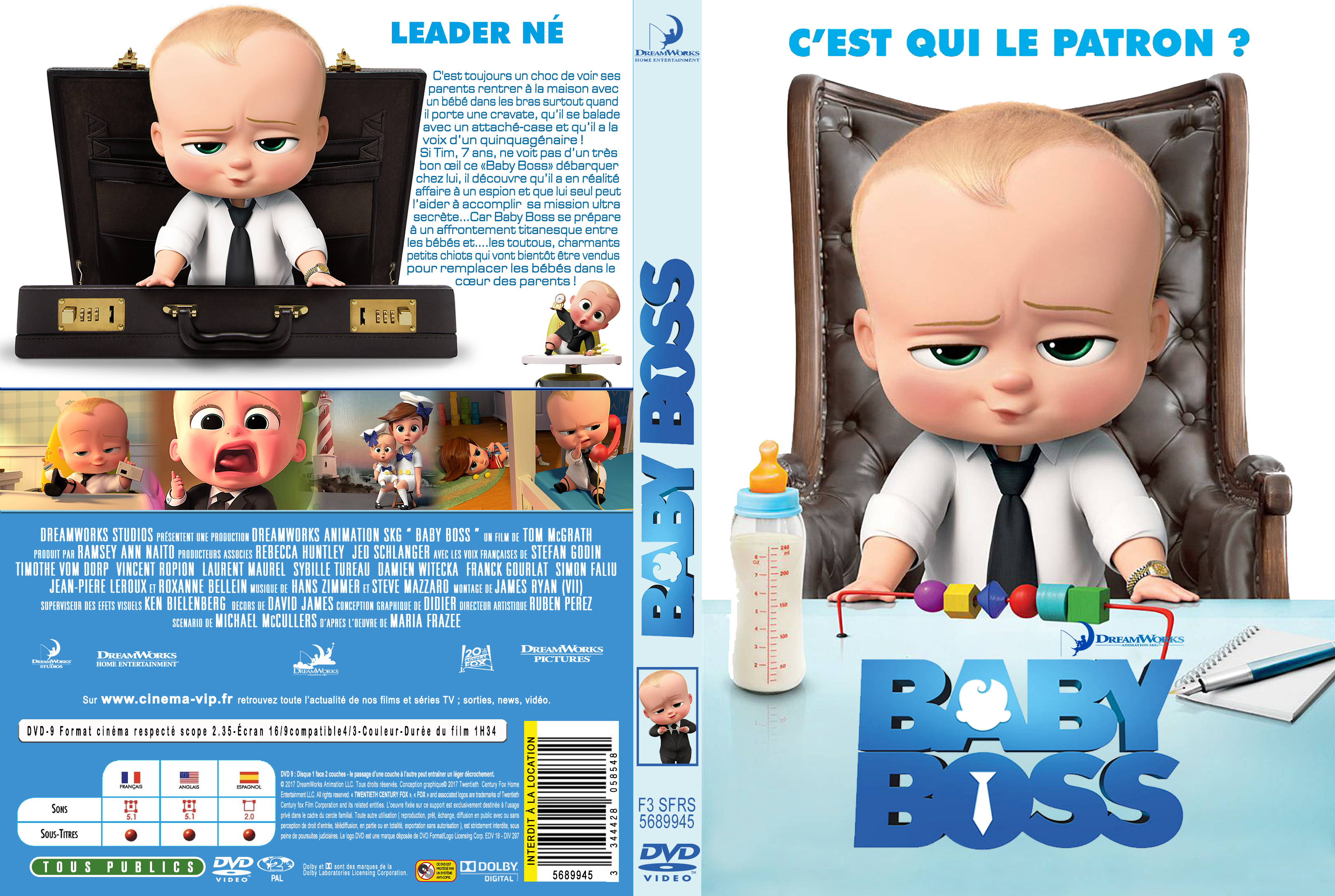 Baby Boss Jaquette Dvd Dvd Covers Cover Century Over 500 000 Album Art Covers For Free