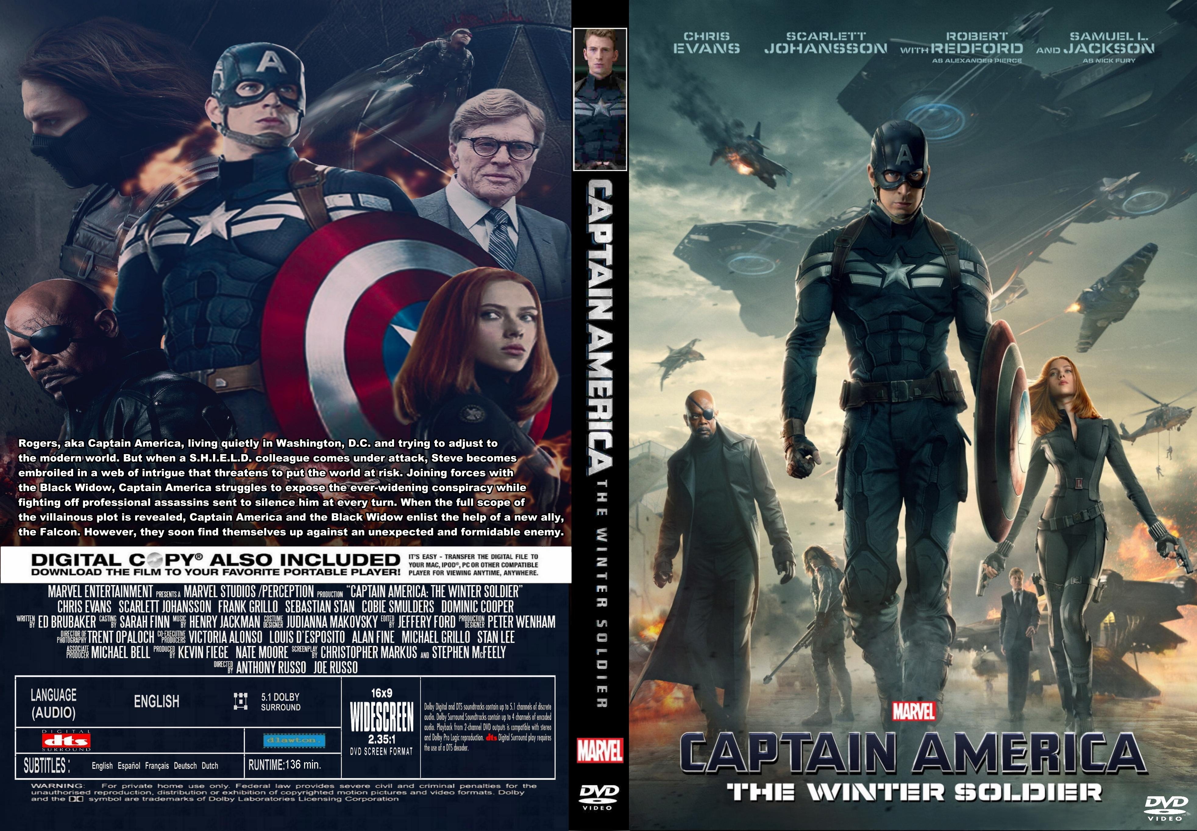Movies for the resistance: captain america — the winter soldier.