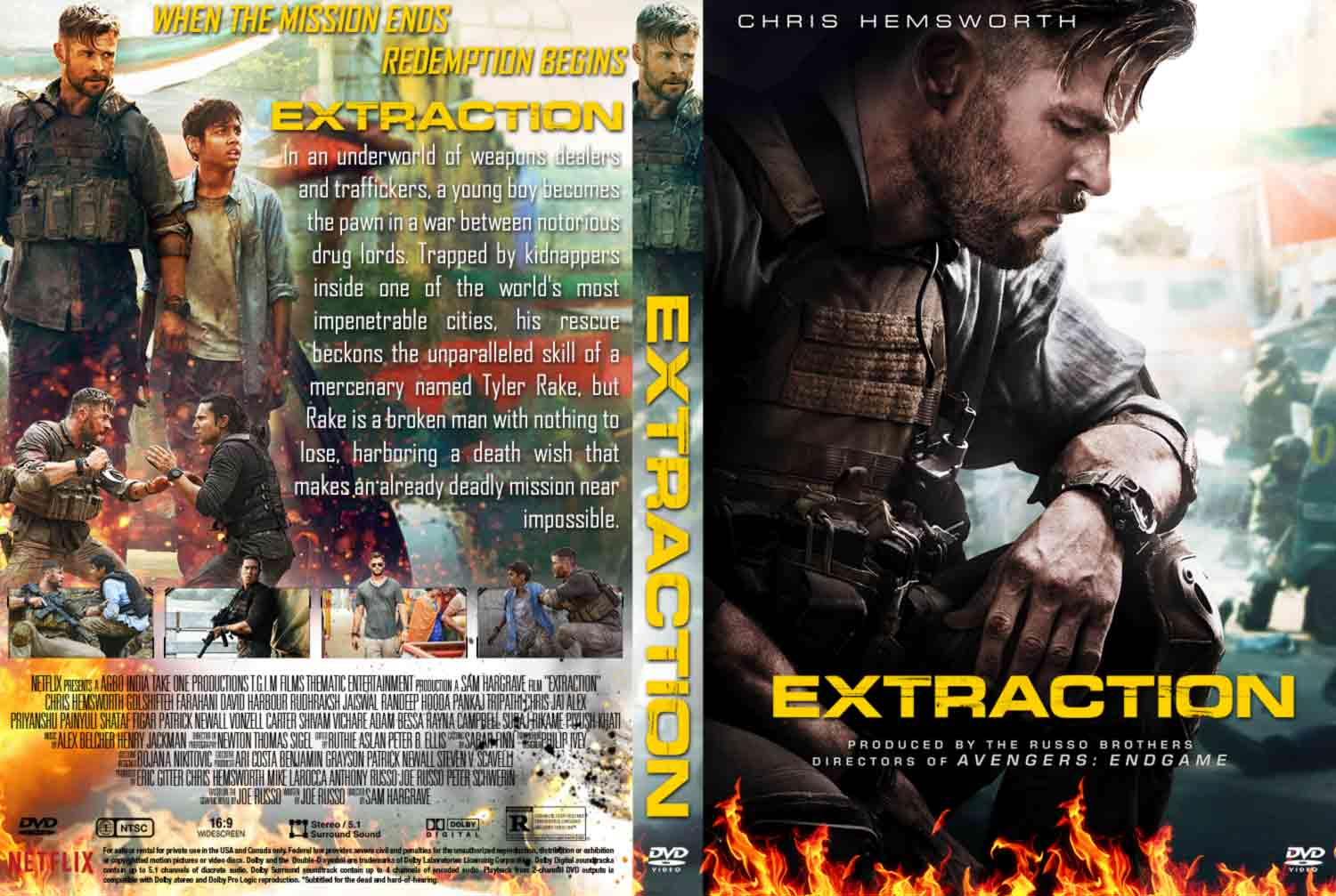 Extraction Front Dvd Covers Cover Century Over 500 000 Album Art Covers For Free