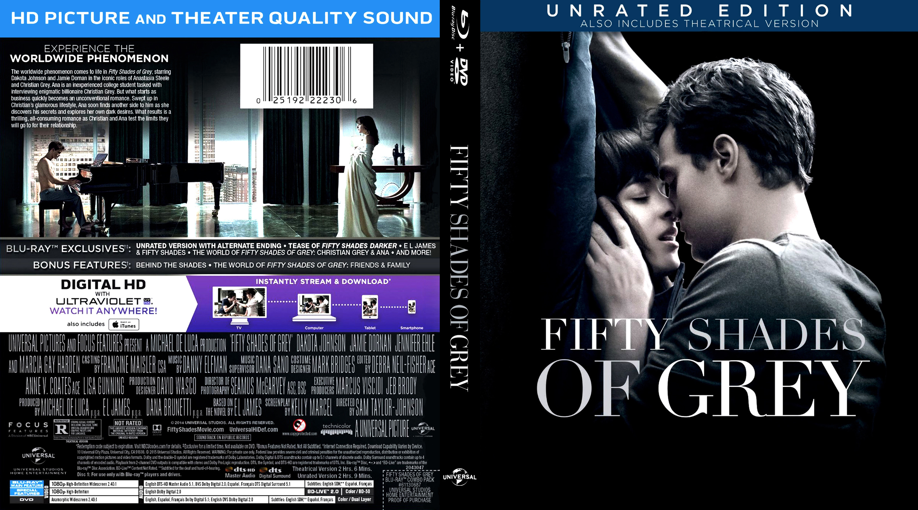 Fifty Shades Of Grey Cover Dvd Covers Cover Century Over