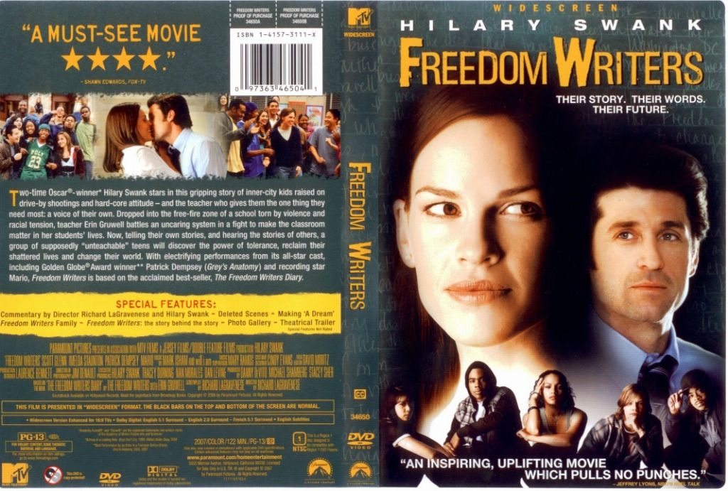 freedom writers summary The freedom writers diary teacher's guide by gruwell, erin, the freedom writers unknown edition [paperback(2007)] $496 (51 used & new offers) summary & study guide the freedom writers diary by freedom writers.