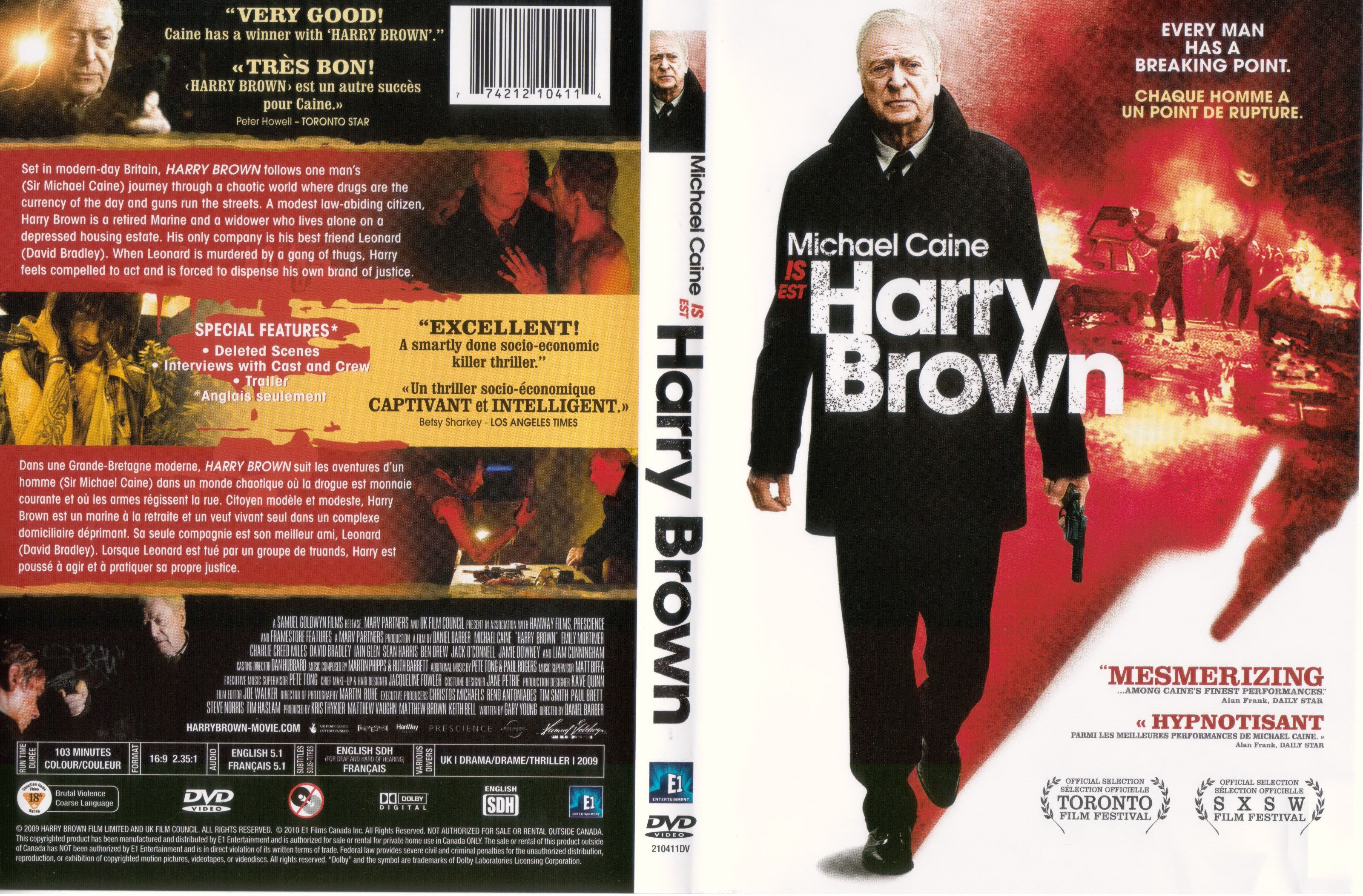harry brown dvd us dvd covers cover century over 500 000 album