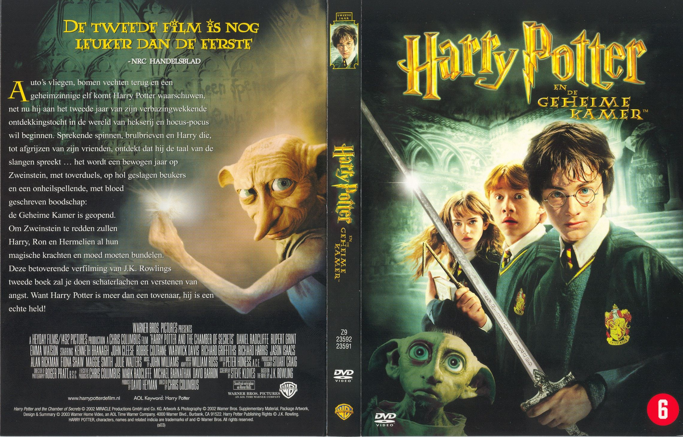 Harry Potter 2 Kinox