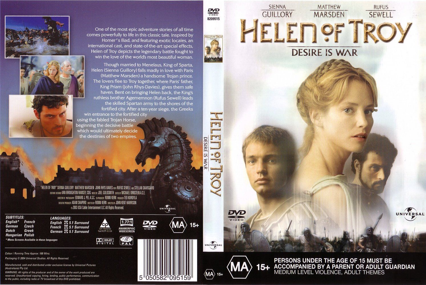 Helen Of Troy DVD US Tinder Matched? How to handle second and ways to remain secure and safe