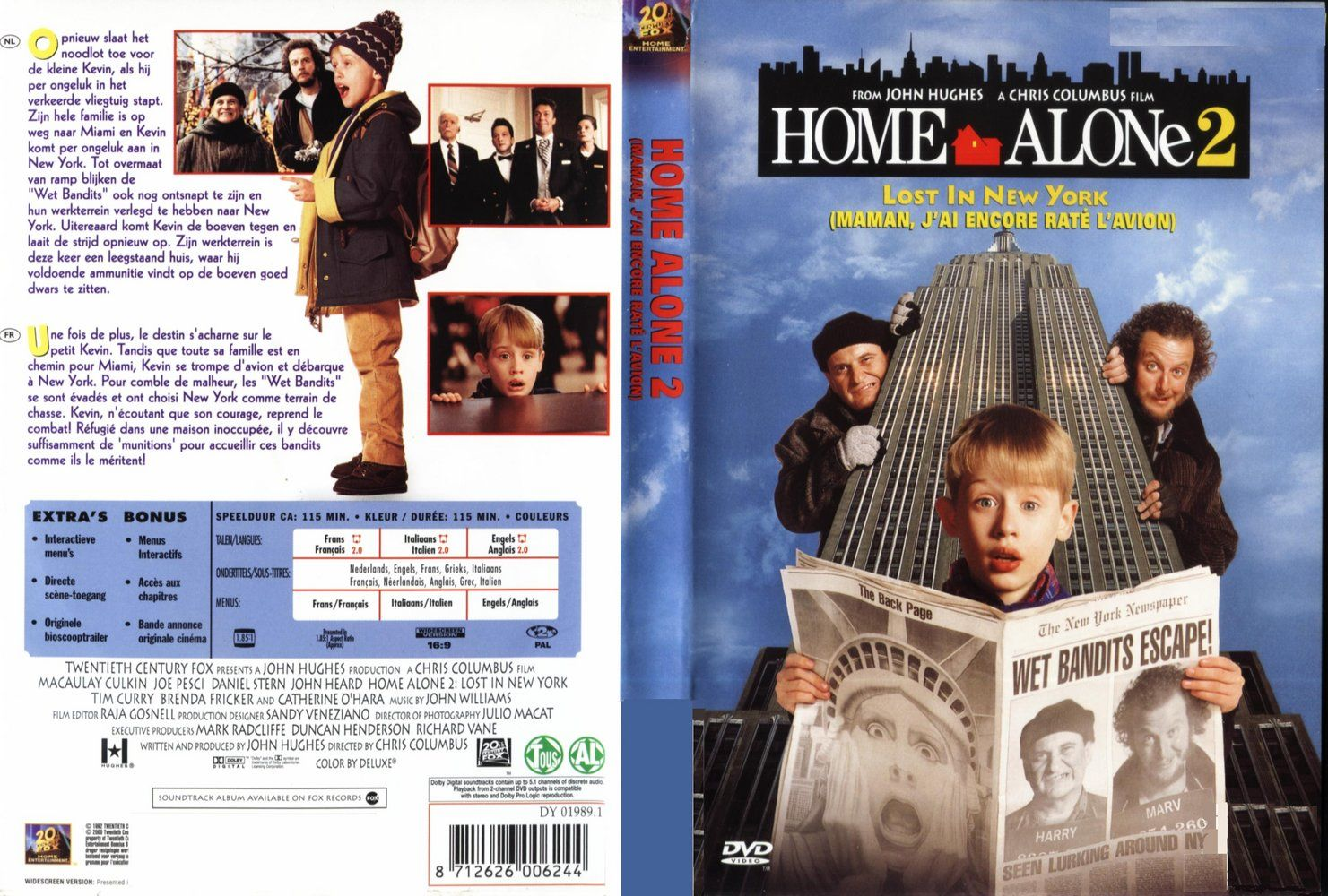 an analysis of the movie home alone Kevin mccallister is back but this time he's in new york city with enough cash and credit cards to turn the big apple into his very own playground but kevin won't be alone.