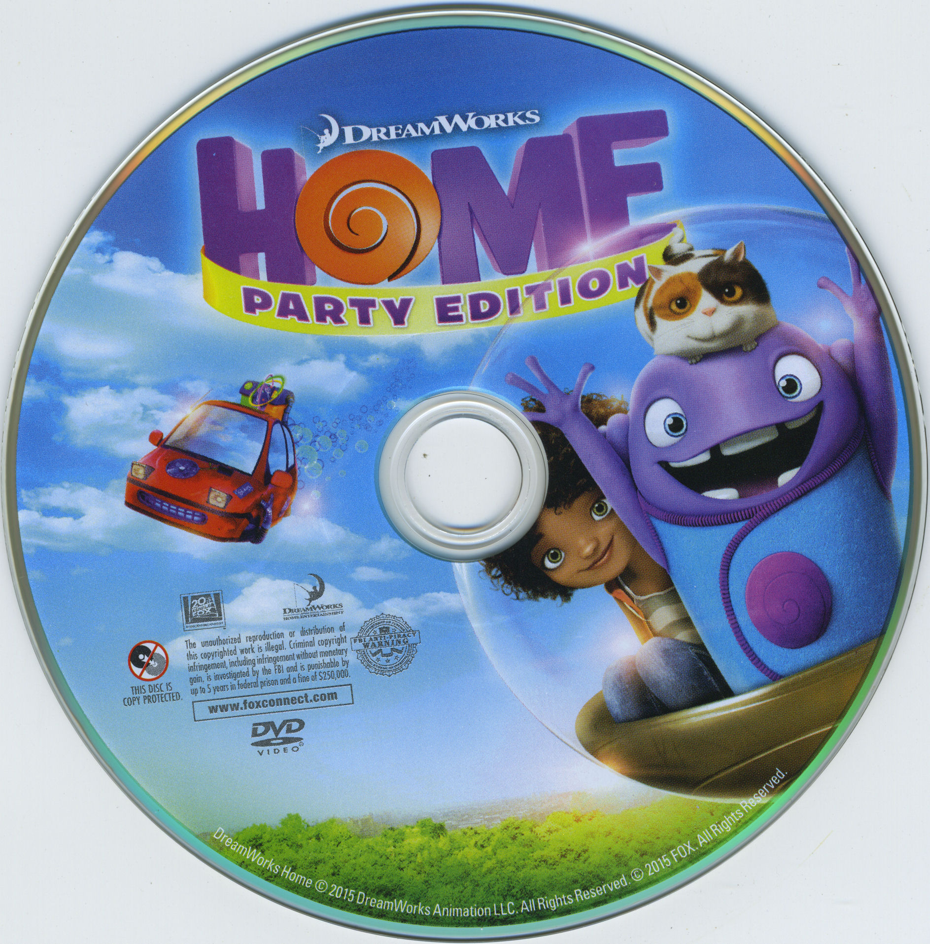 Home Dvd Disc Scan
