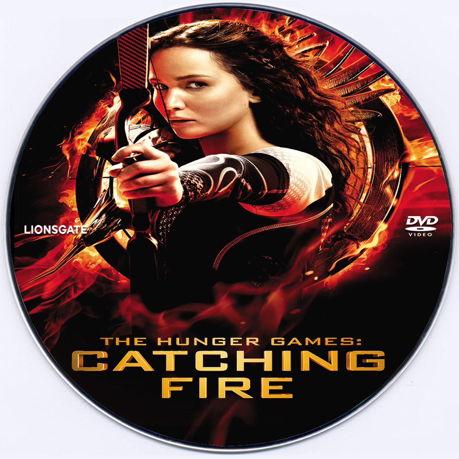 hunger games catching fire cd | DVD Covers | Cover Century ...