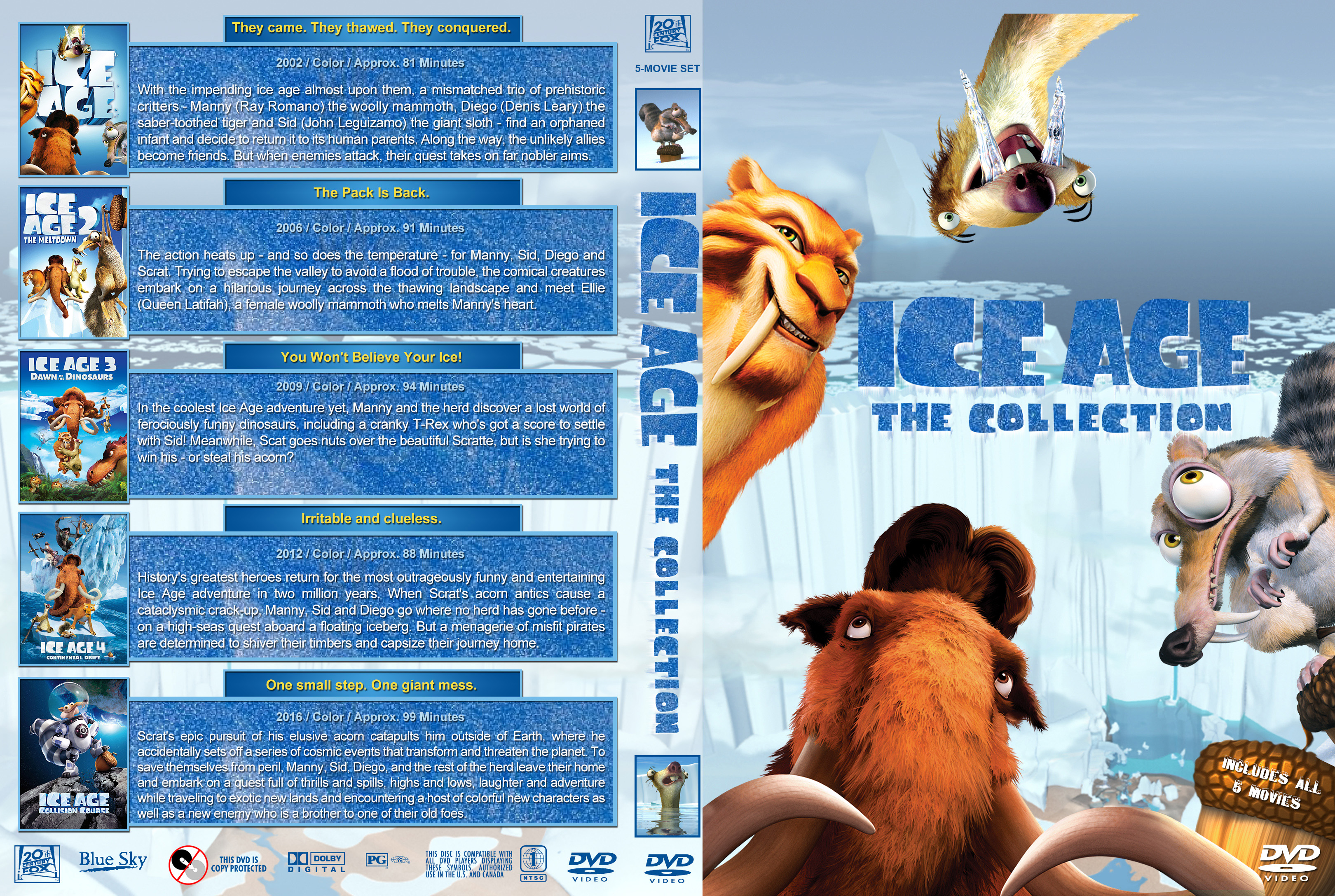 Ice Age Collection 5 Version 3