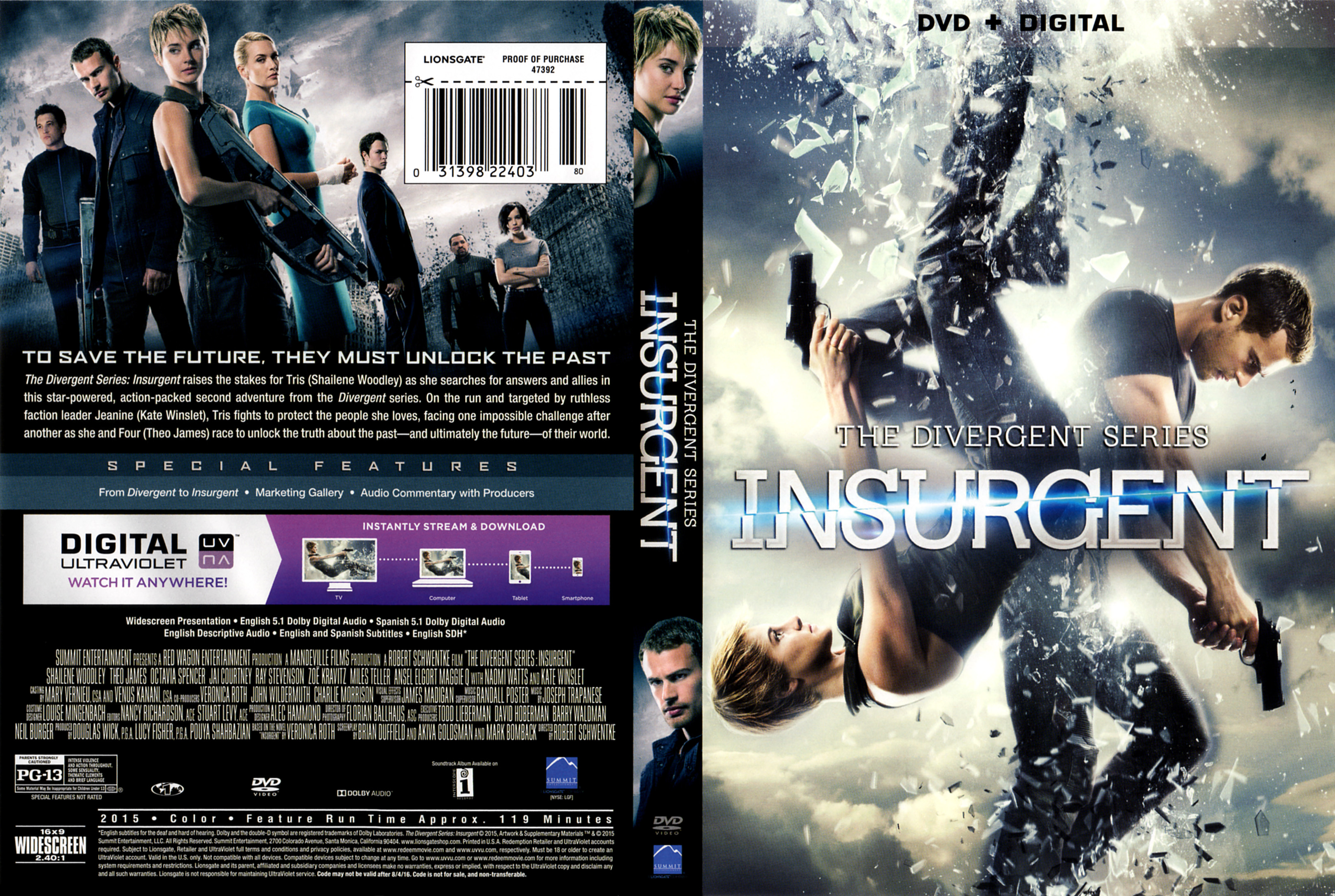 insurgent front dvd covers cover century over 500 000 album