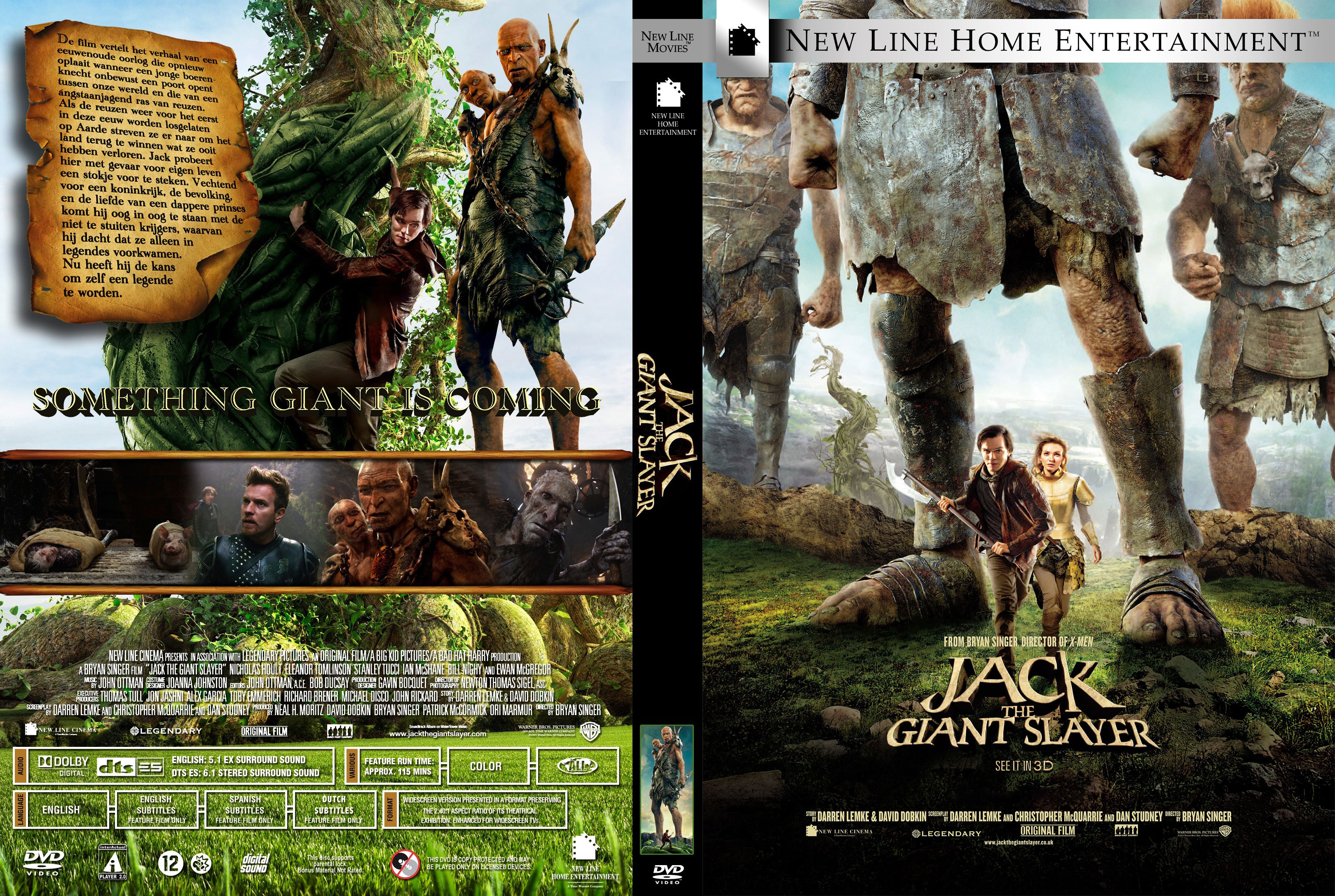 Jack The Giant Slayer 2013 Dvd Covers Cover Century Over 500 000 Album Art Covers For Free