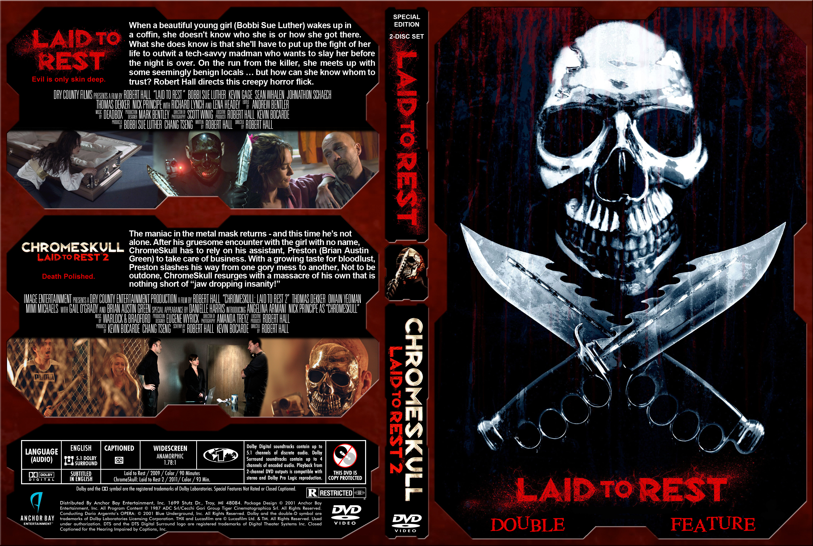 laid to rest double dvd covers cover century over 500 000