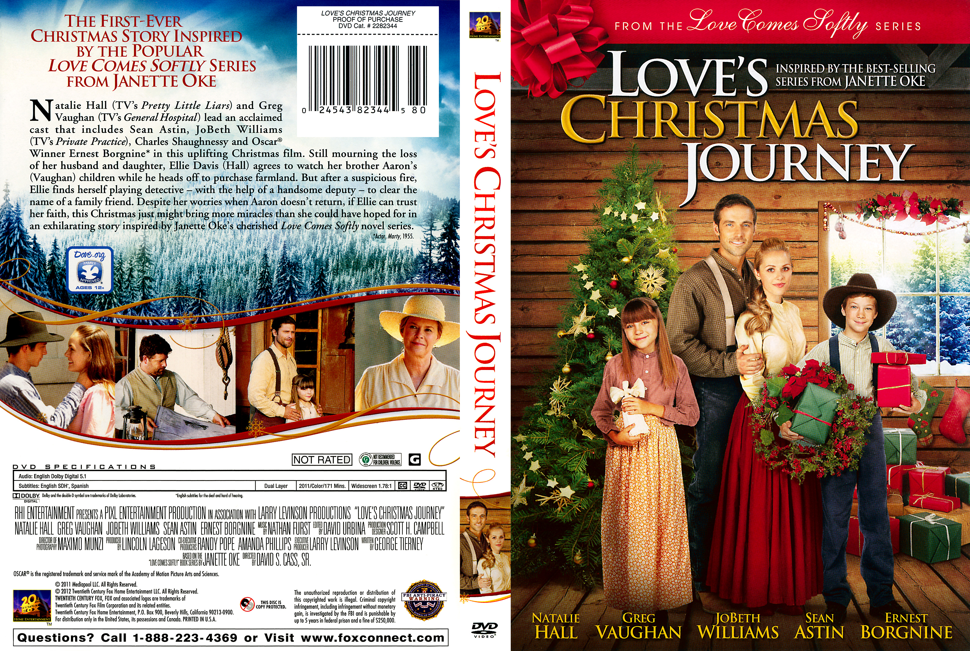 Loves Christmas Journey.Loves Christmas Journey Dvd Covers Cover Century Over