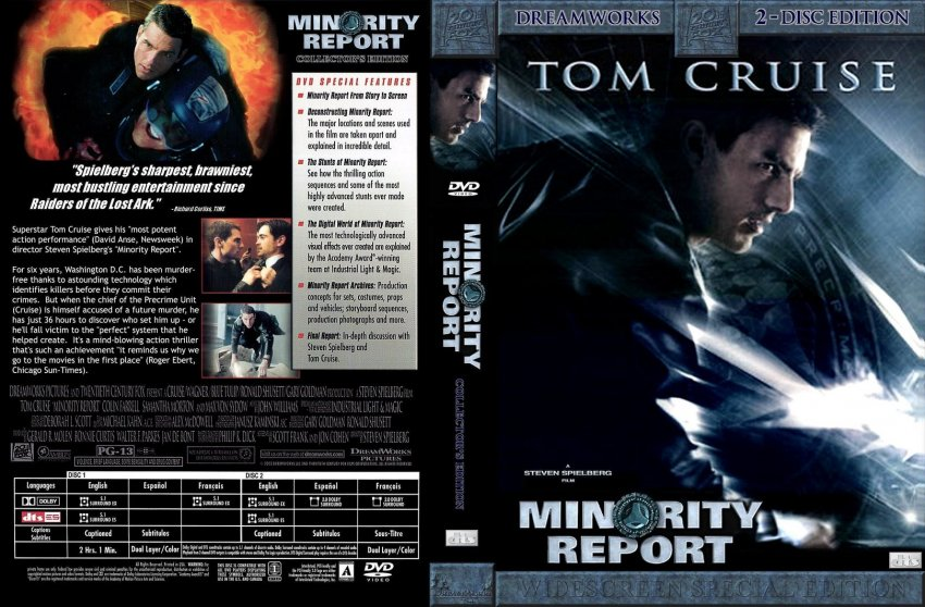 minority report movie download free