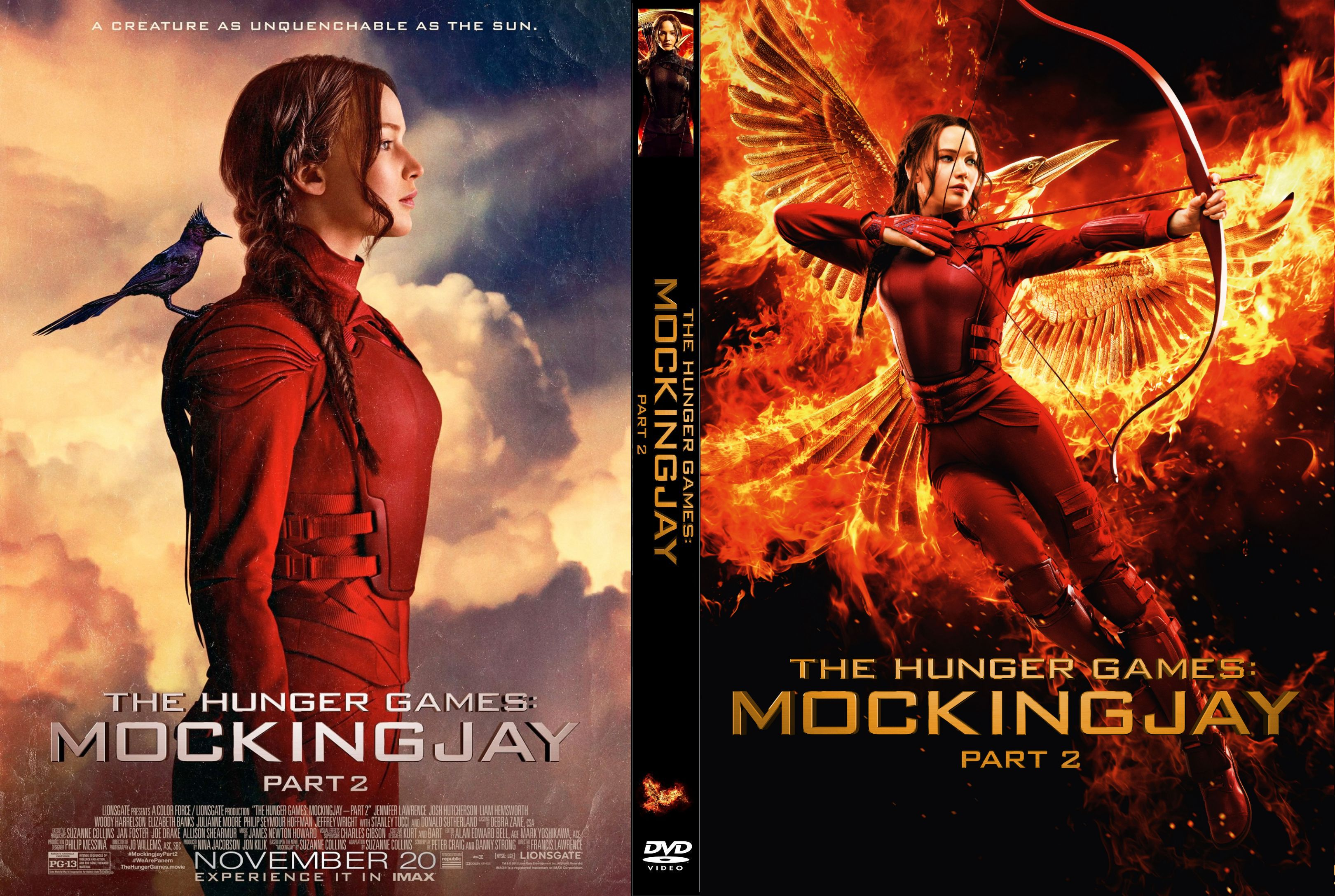 Win a private screening of hunger games: mockingjay part 2 | marc.