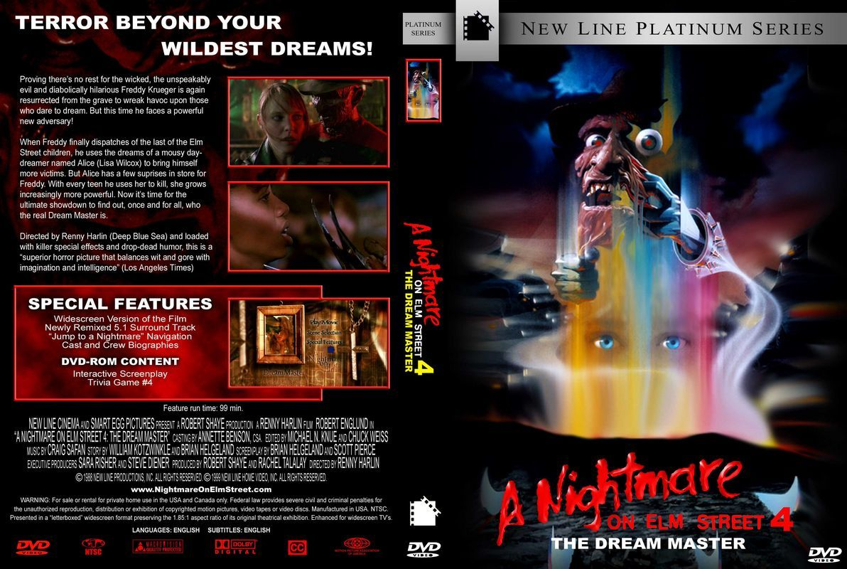 nightmare on elm street essay Historical movie analysis nightmare on elm street our bodies elicit reactions of tension and anxiety because horror films draw on a number of different.