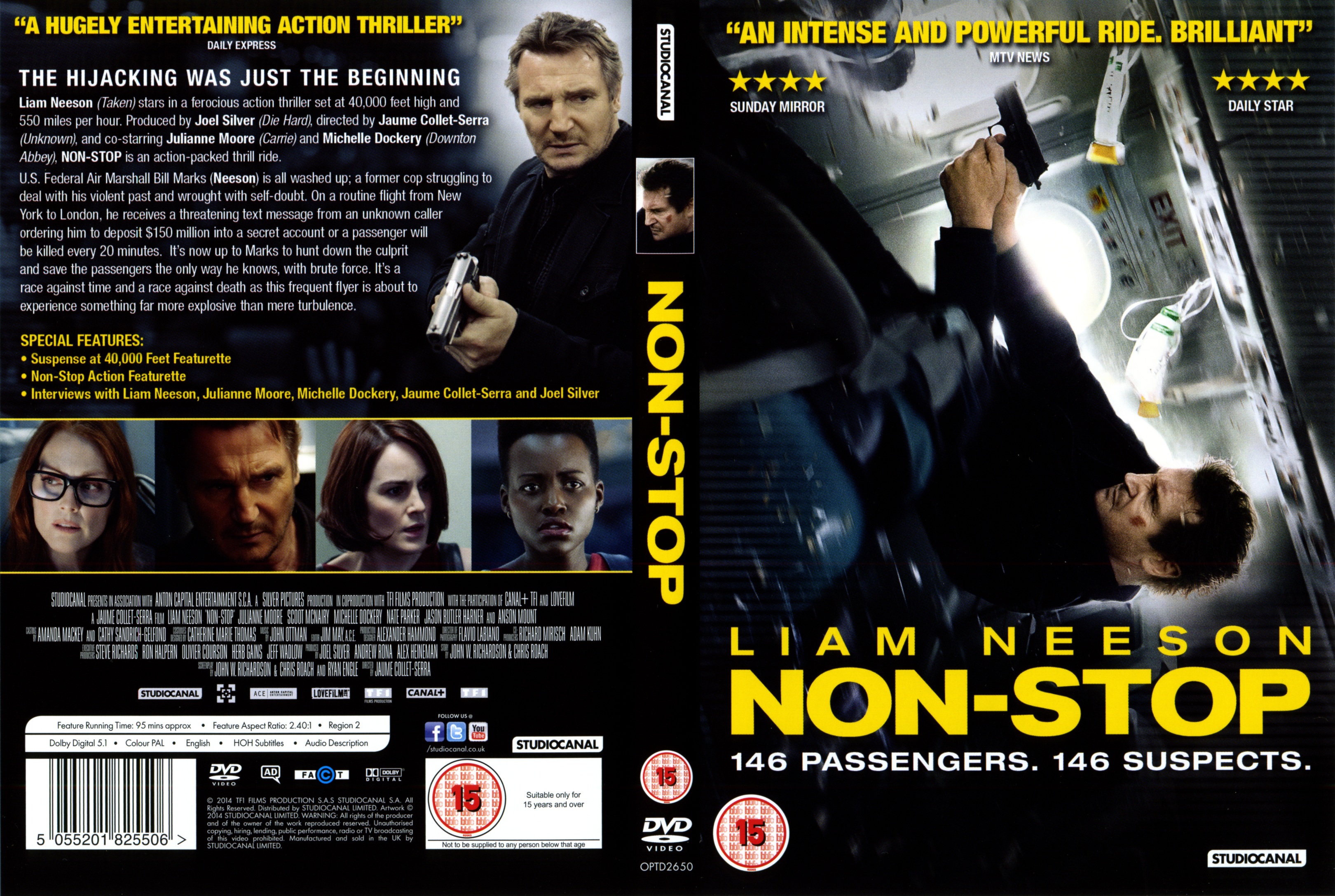 Non Stop 2014 Dvd Covers Cover Century Over 500 000 Album Art Covers For Free