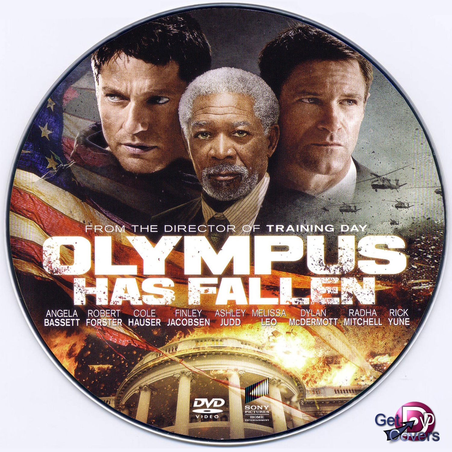 Olympus Has Fallen 2013 Cd1 Dvd Covers Cover Century Over 500 000 Album Art Covers For Free