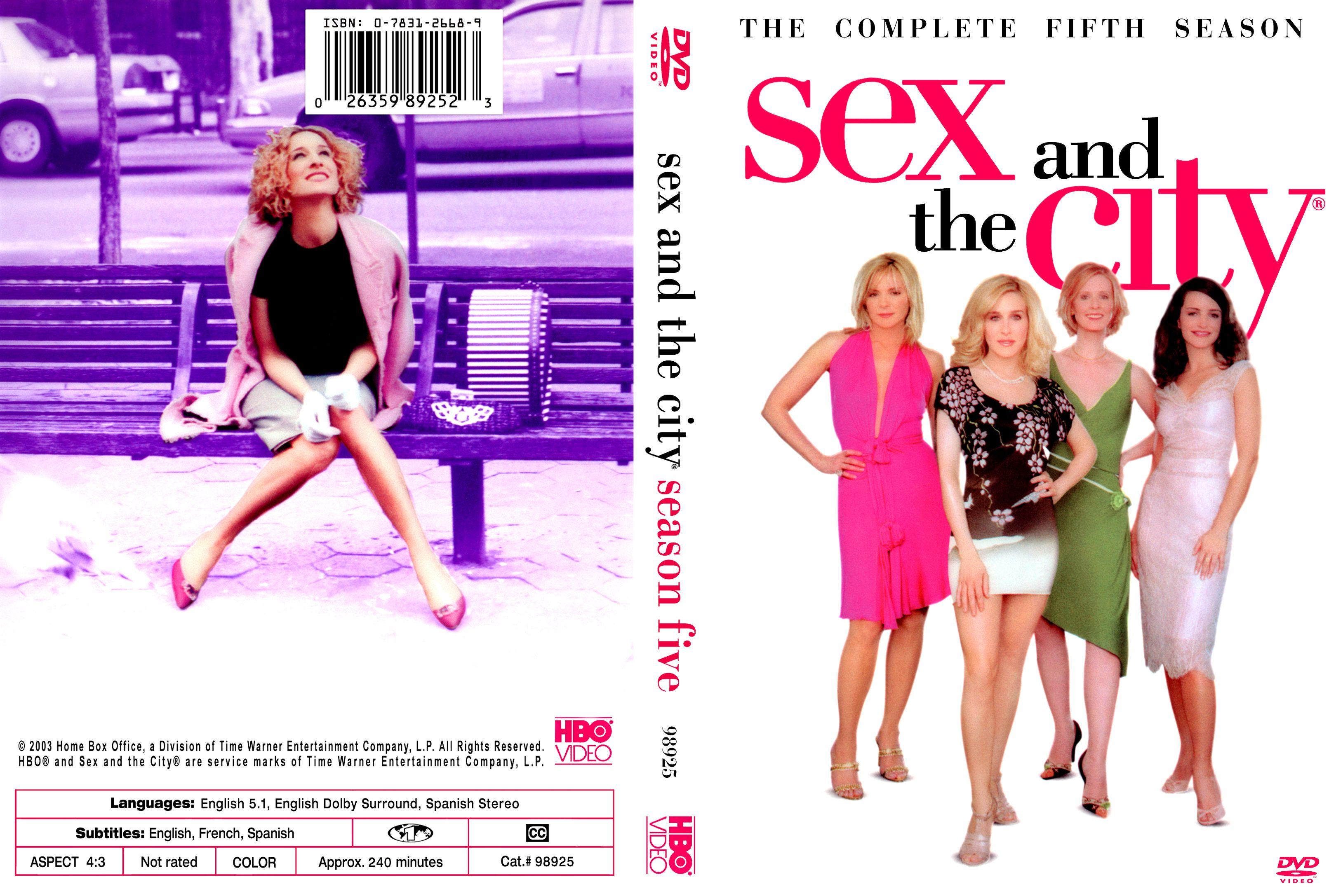 Sex and the city complete series dvd