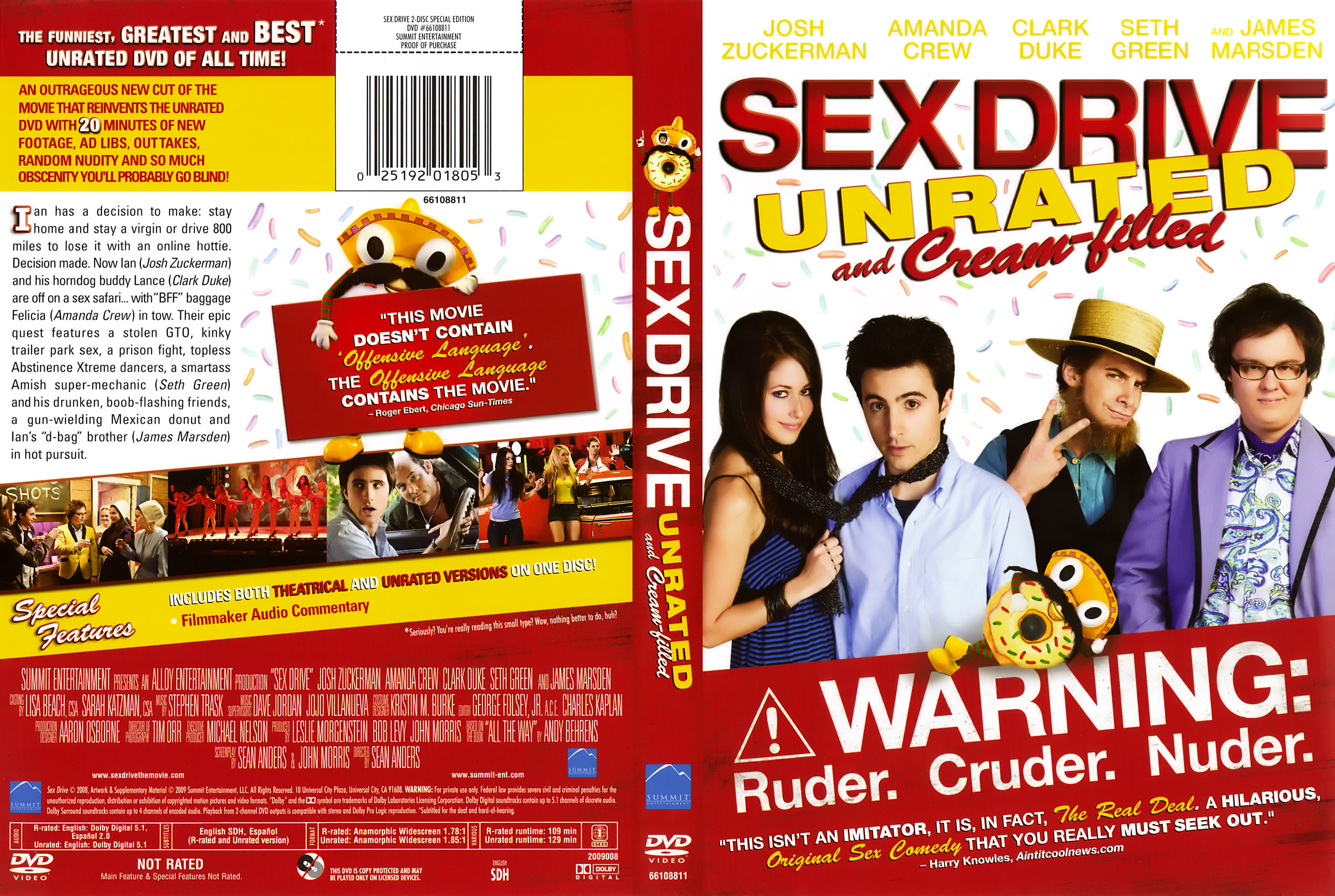 Sex drive movie rating