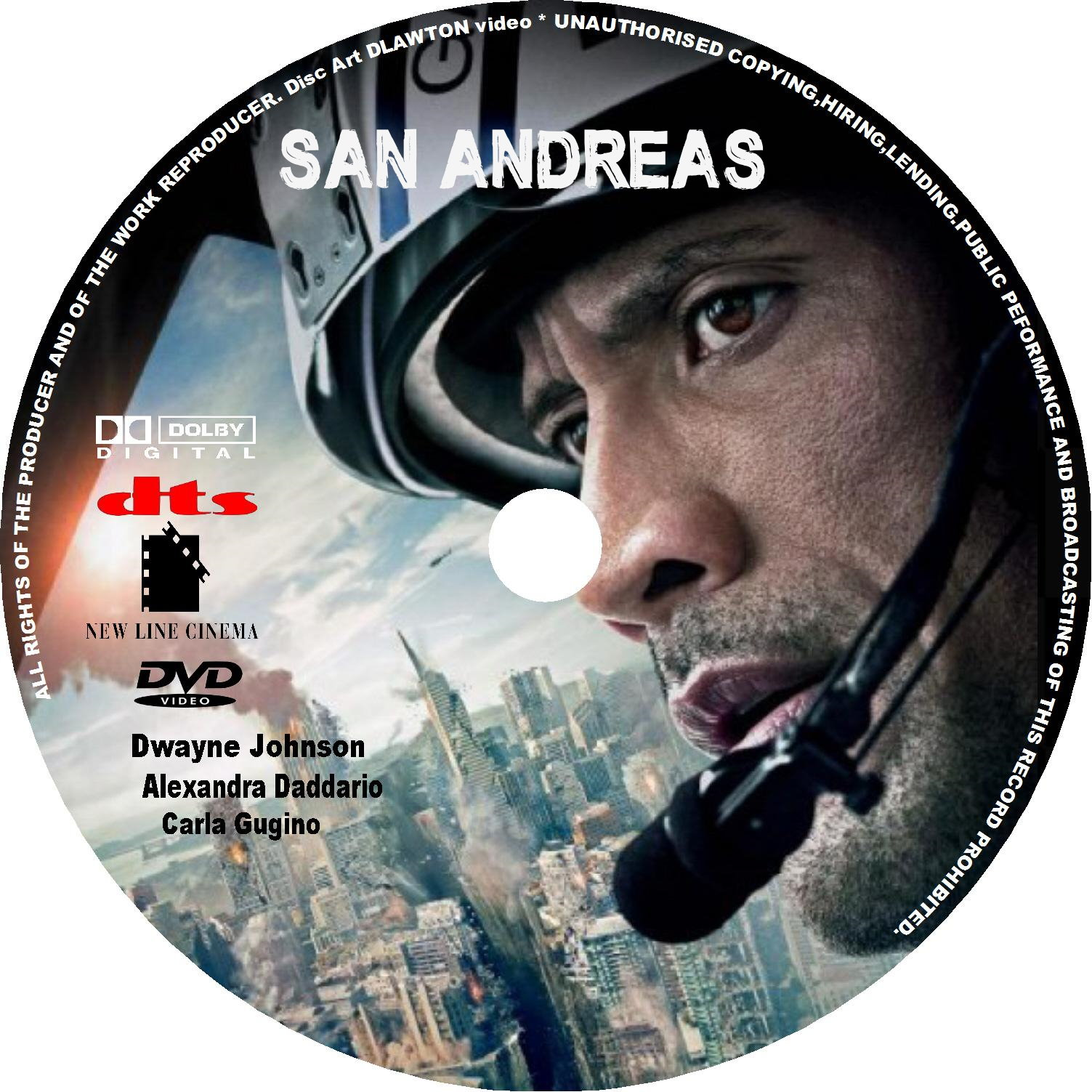 San Andreas 2015 R1 Custom Cd Dvd Covers Cover Century Over 500 000 Album Art Covers For Free