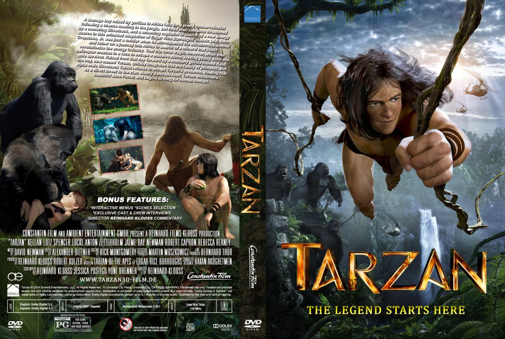 tarzan 2013 dvd cover dvd covers cover century over 500 000