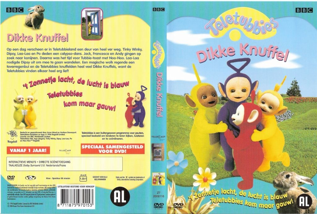 Teletubbies Dikke Knuffel Dvd Nl Dvd Covers Cover