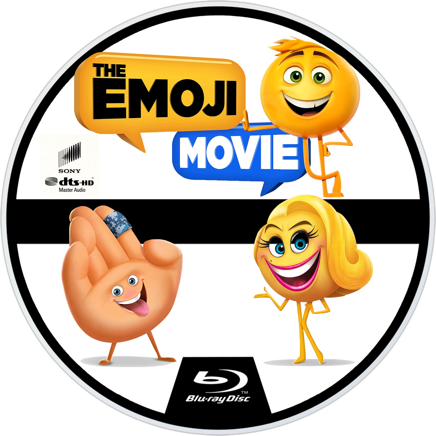 The Emoji Movie 2017 Cd Dvd Covers Cover Century Over 500 000 Album Art Covers For Free