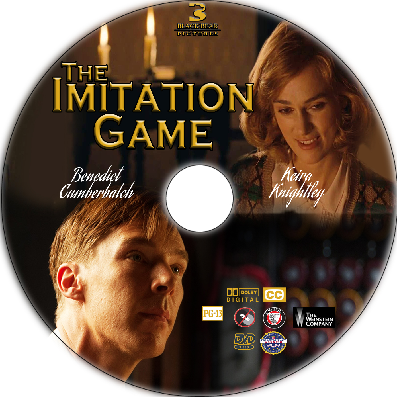 The Imitation Game 2014 Dvd Covers Cover Century Over 500 000 Album Art Covers For Free