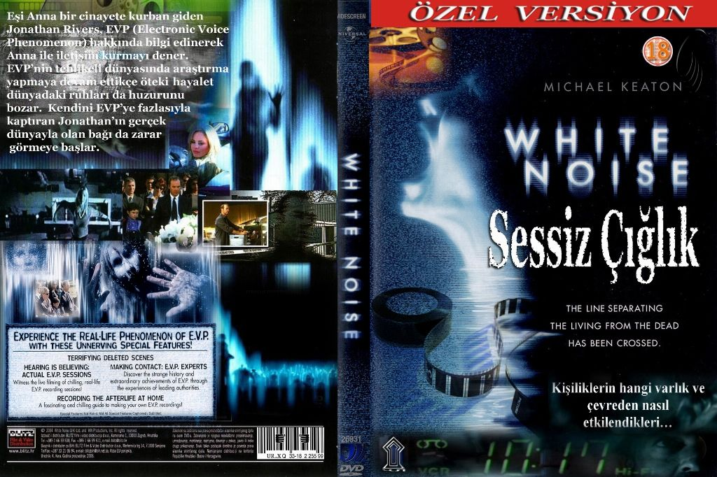 white noise dvd tr dvd covers cover century over 500 000 album