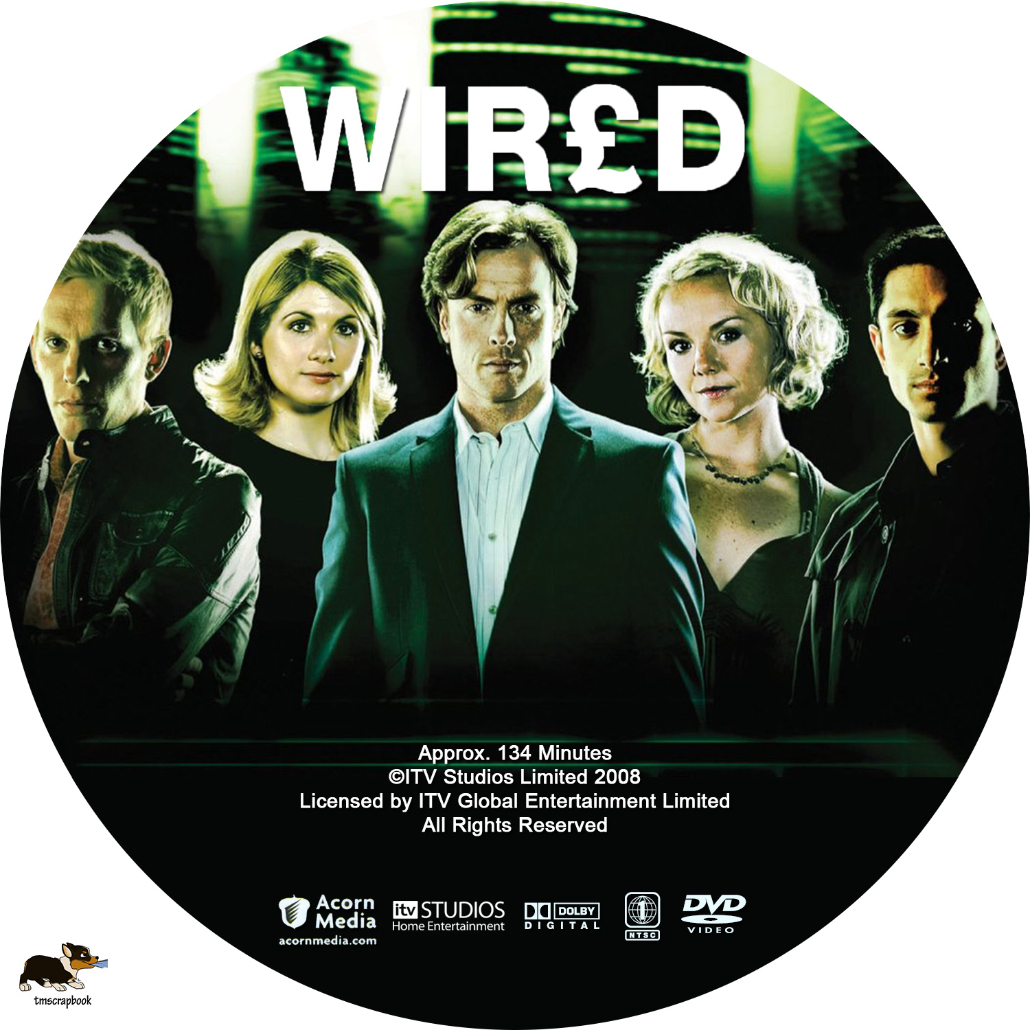 Wired label | DVD Covers | Cover Century | Over 500.000 Album Art ...