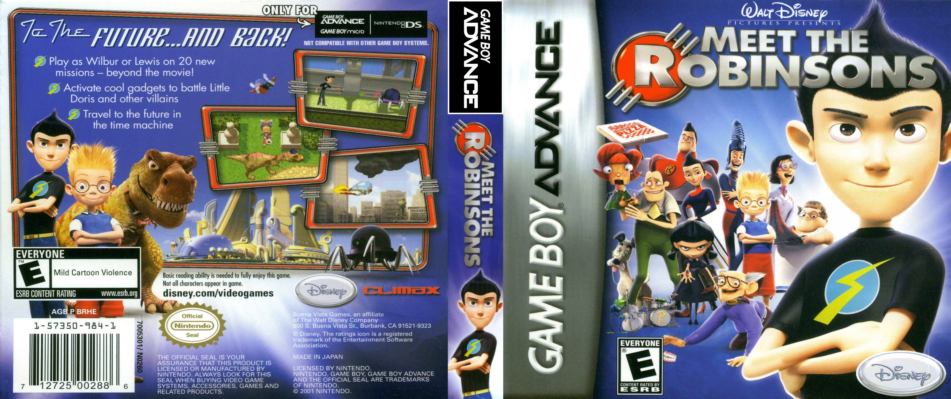 meet the robinsons pc game