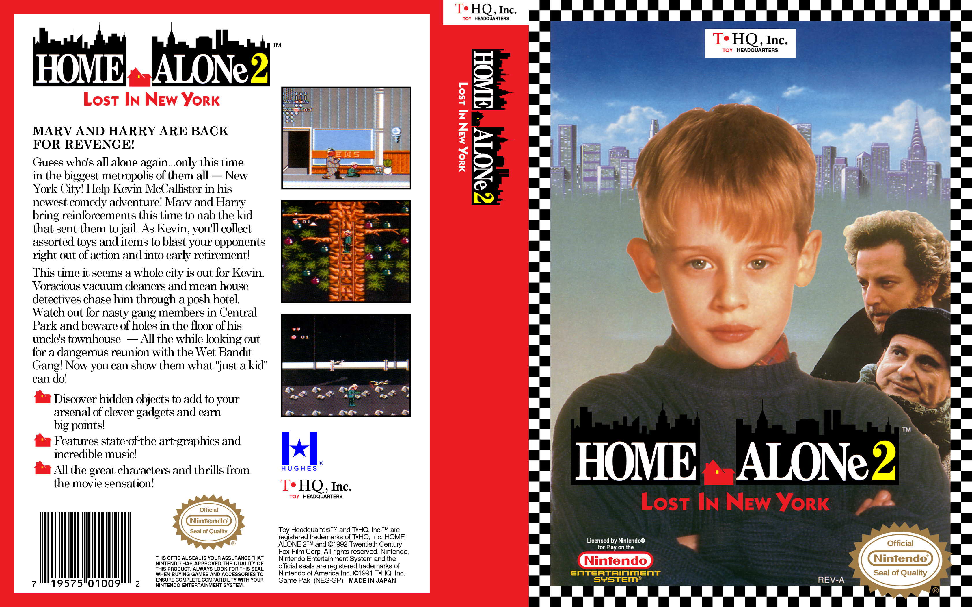 Horrny home alone games japenese