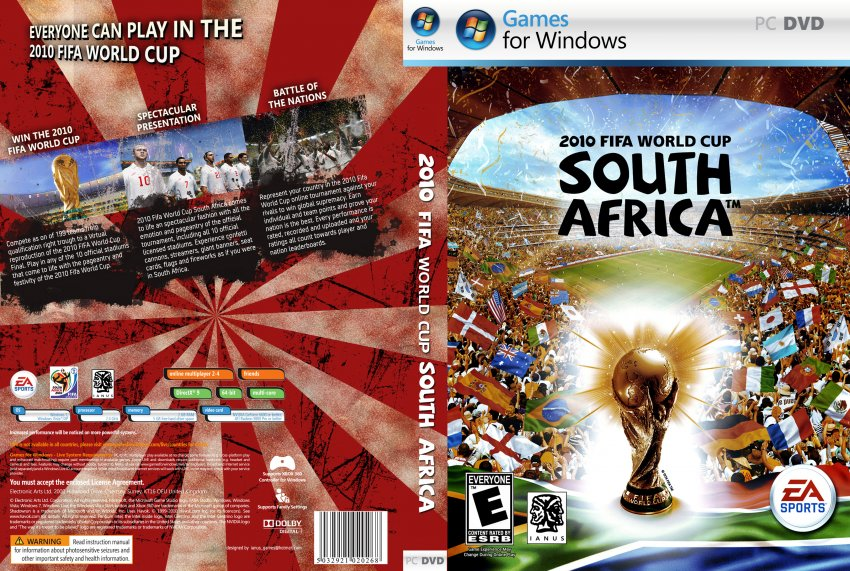 Free download fifa 2010 world cup south africa pc game youtube.