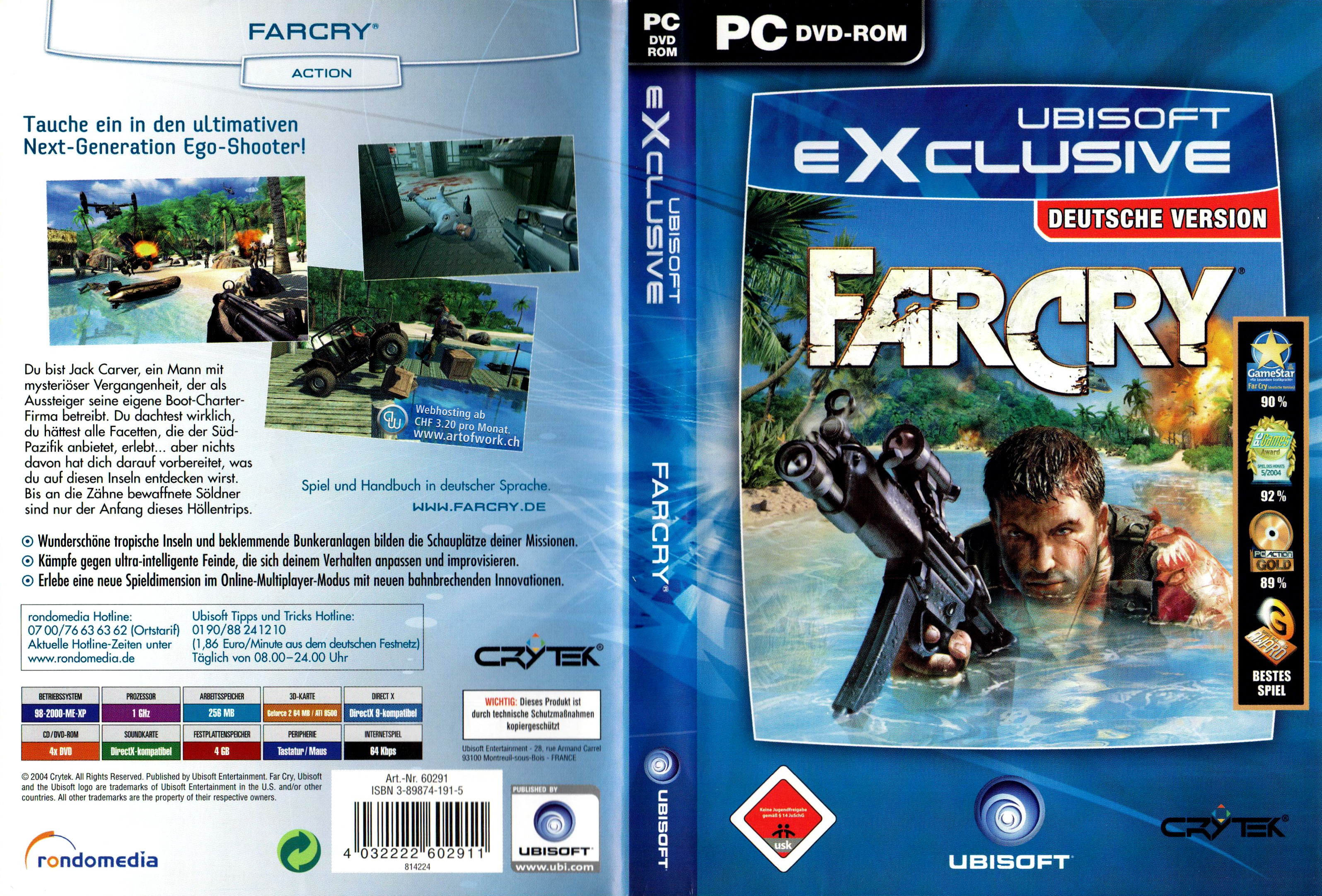Far Cry 1 V2 Pc Covers Cover Century Over 500 000 Album Art Covers For Free