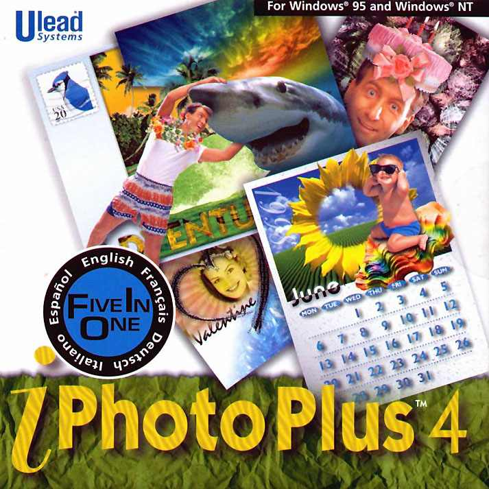 Ulead iphoto express 1. 1 download.