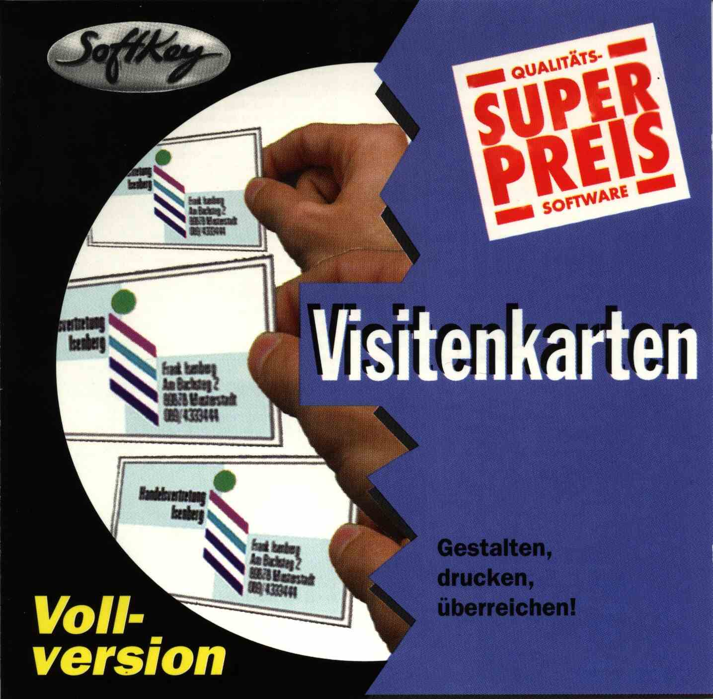 Visitenkarten Spoftkey A Pc Covers Cover Century Over
