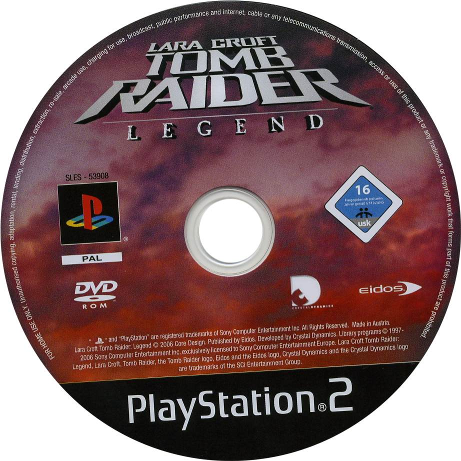 Lara Croft Tomb Raider Legend Platinum Edition Cd Playstation 2 Covers Cover Century Over 500 000 Album Art Covers For Free
